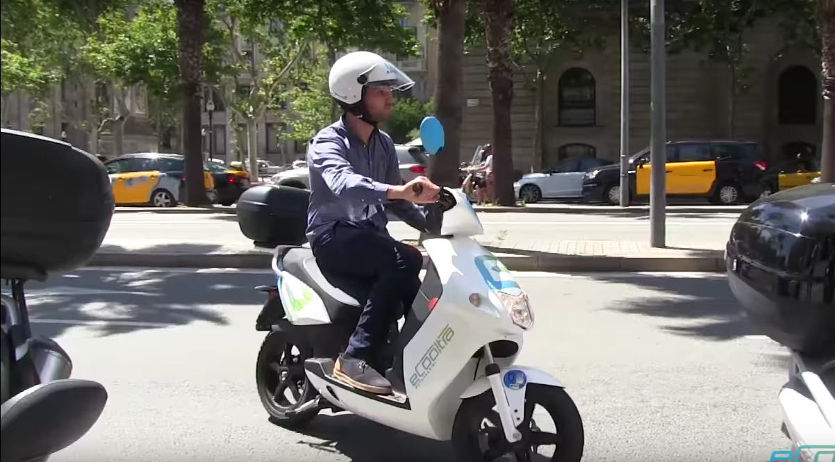 Zipping around Rome is now easier thanks to 240 scooters for rent