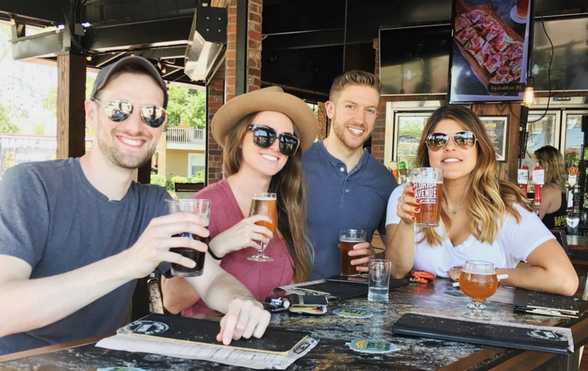 These four interns are going to have the summer of their dreams tasting beer and attending festivals