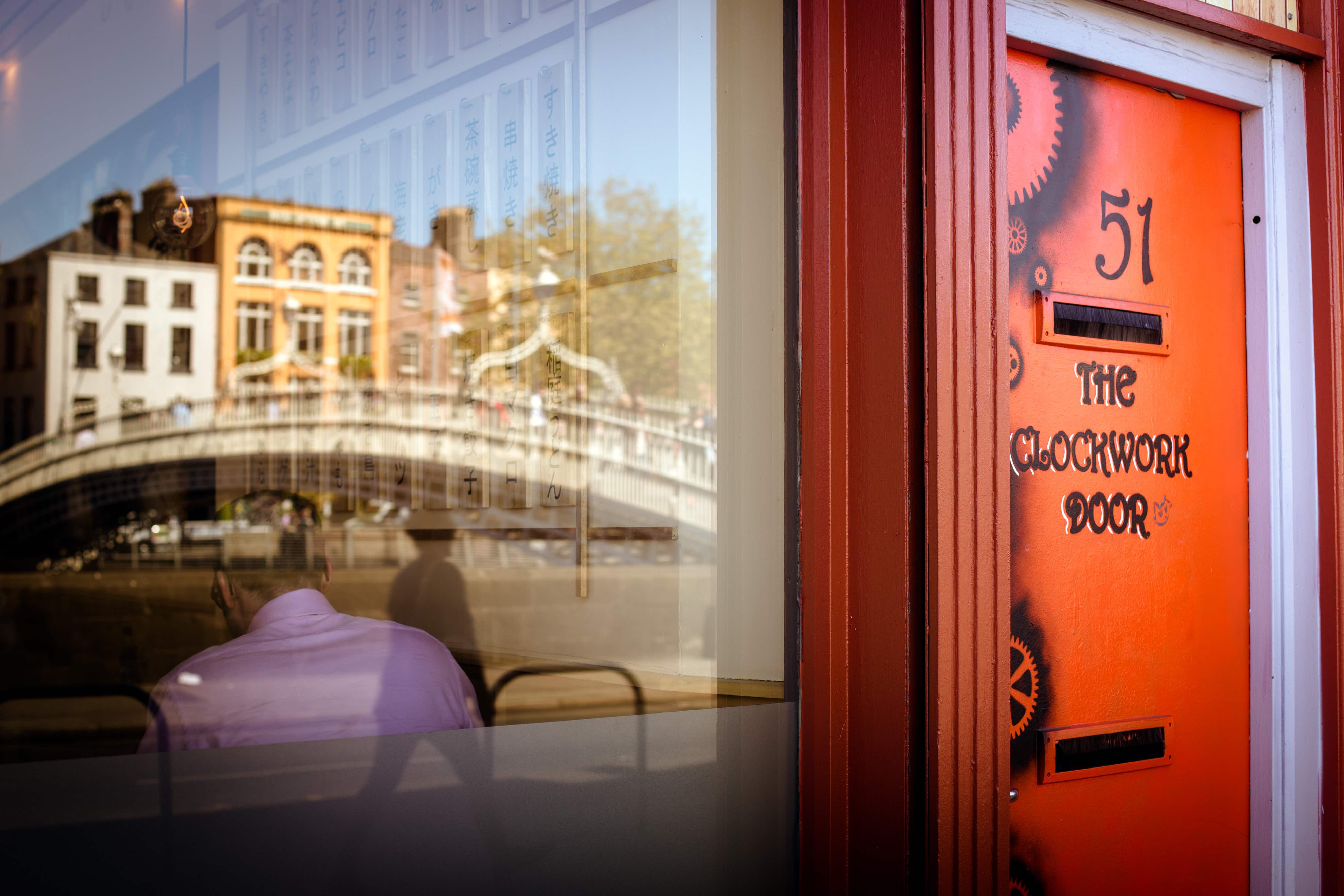 Is it a pub, is it a café? No, Dublin's latest venue is a 'time house' and visitors love it