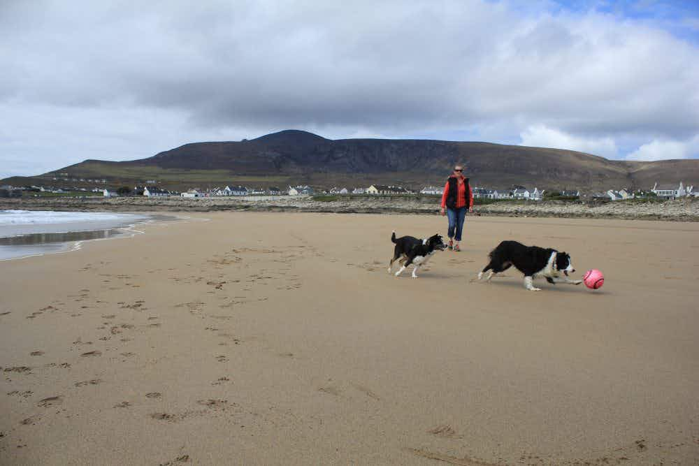 The Irish beach that washed away 33 years ago has suddenly reappeared
