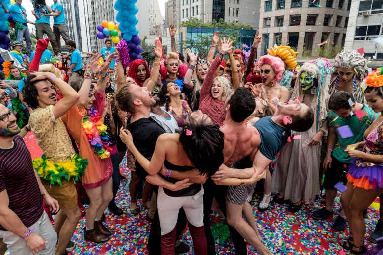 Planning to do some binge-watching this weekend? Netflix's Sense8 is back to fuel your wanderlust