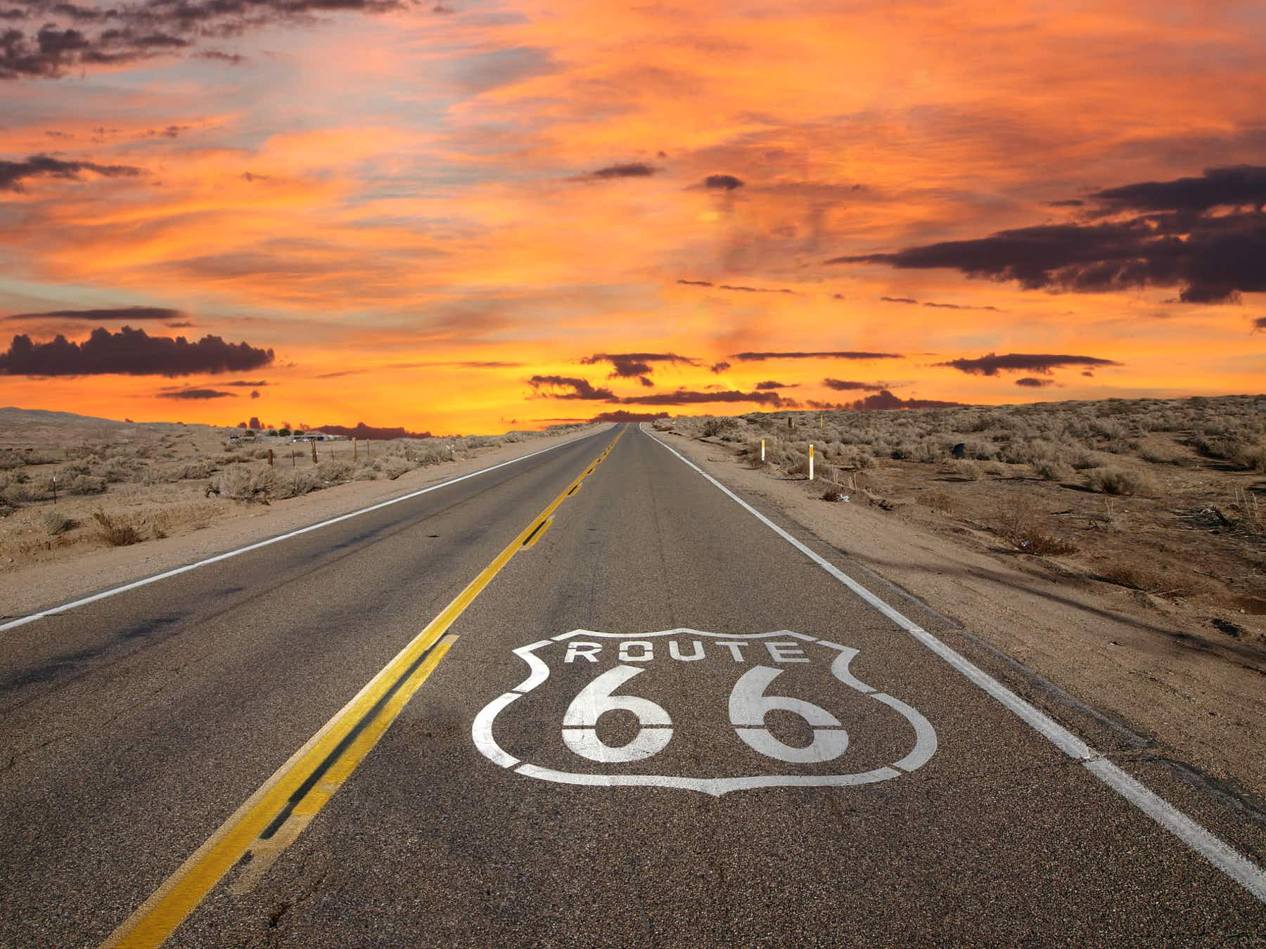 Is this the end of Route 66 as we know it? Campaigns are underway to preserve the iconic highway