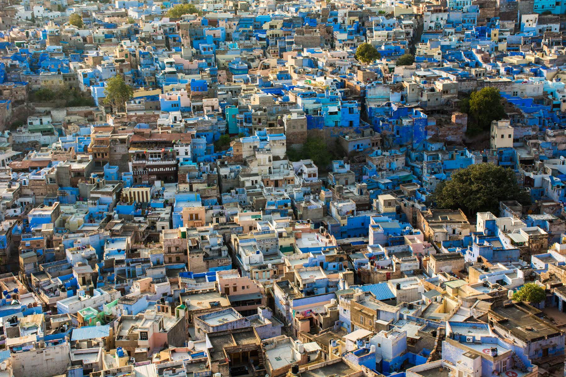 These pictures of the 'Blue City' of Jodhpur will give you serious wanderlust