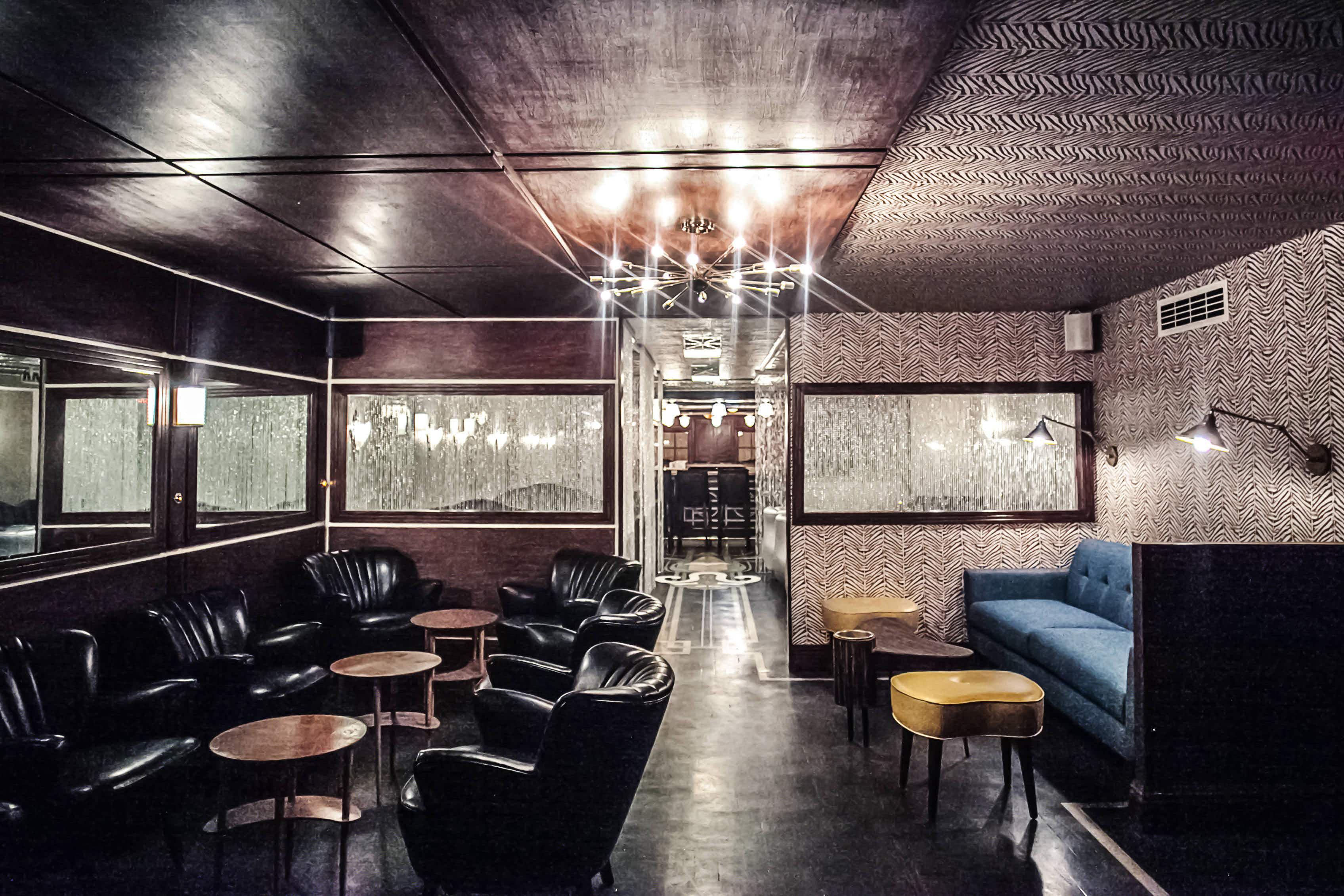 Take a step back in time at this award-winning speakeasy in the Big Apple