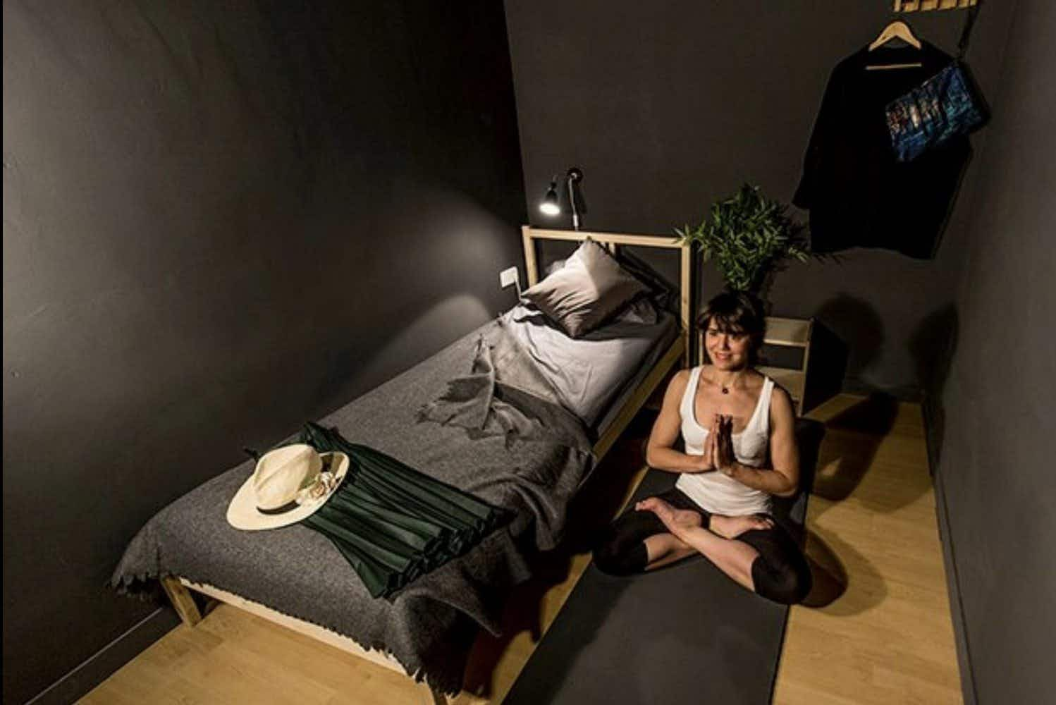 """Will Spaniards pay for their siestas? Spain's first """"nap bar"""" in Madrid hopes so"""
