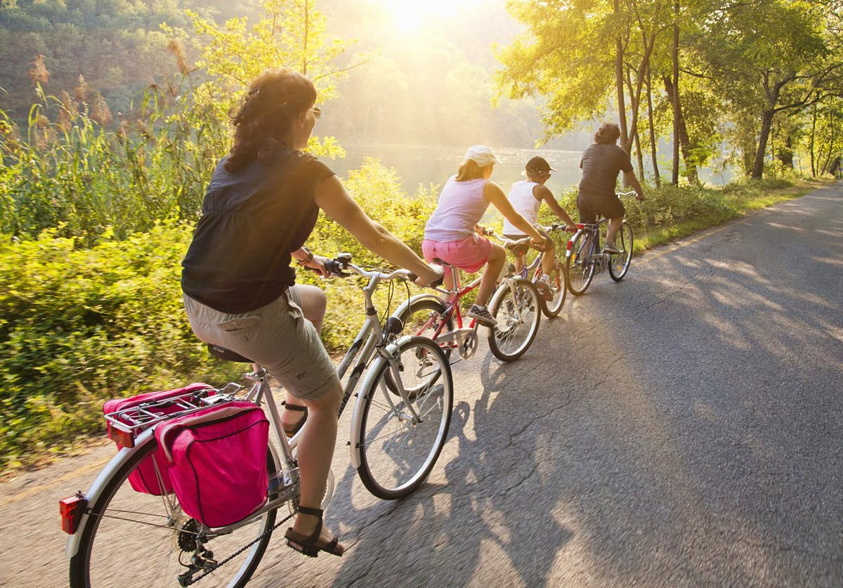 On your bike! Celebrate Bike Week with one of these great cycle adventures around the world