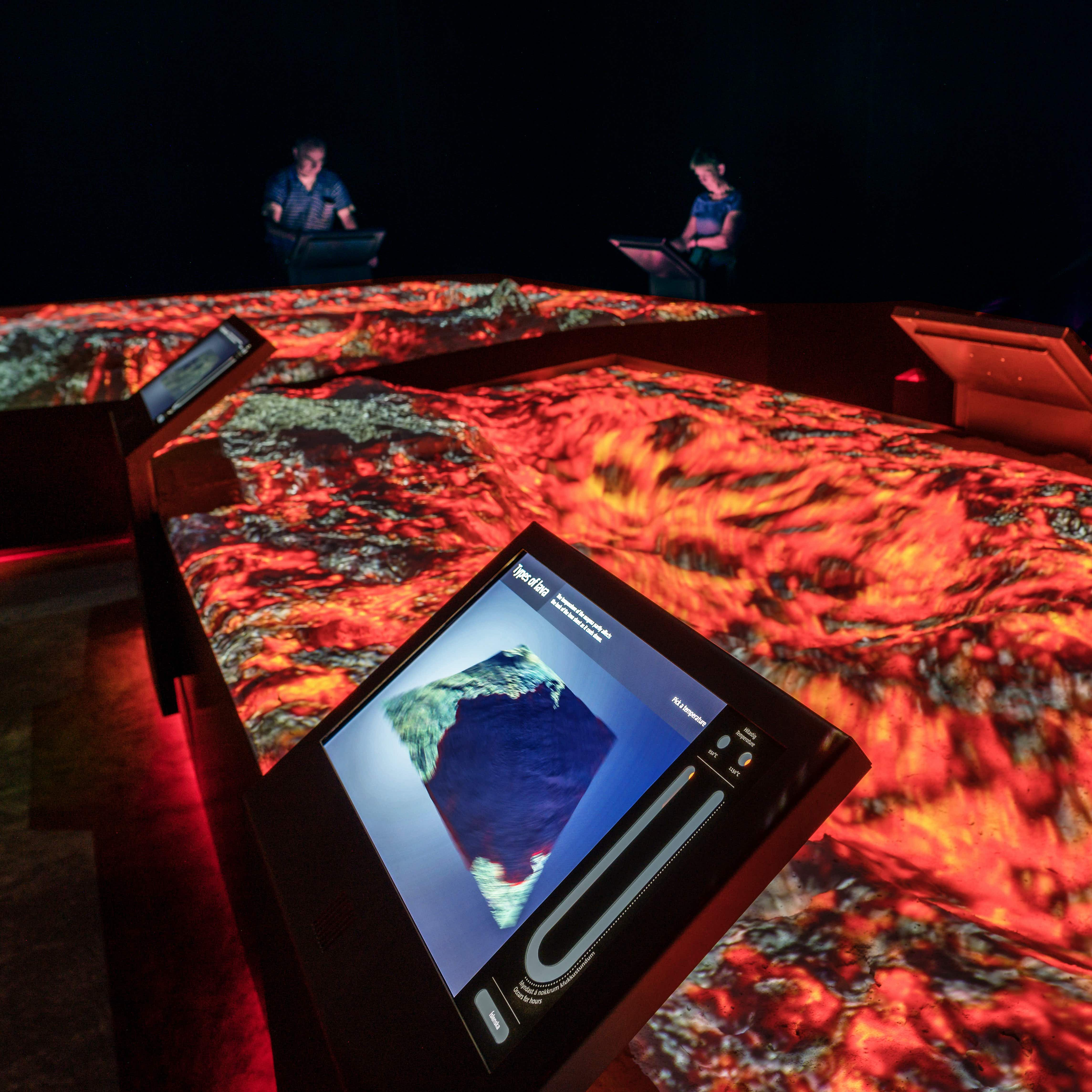 Get this real life experience of earthquakes and volcanoes at Iceland's new Lava Centre