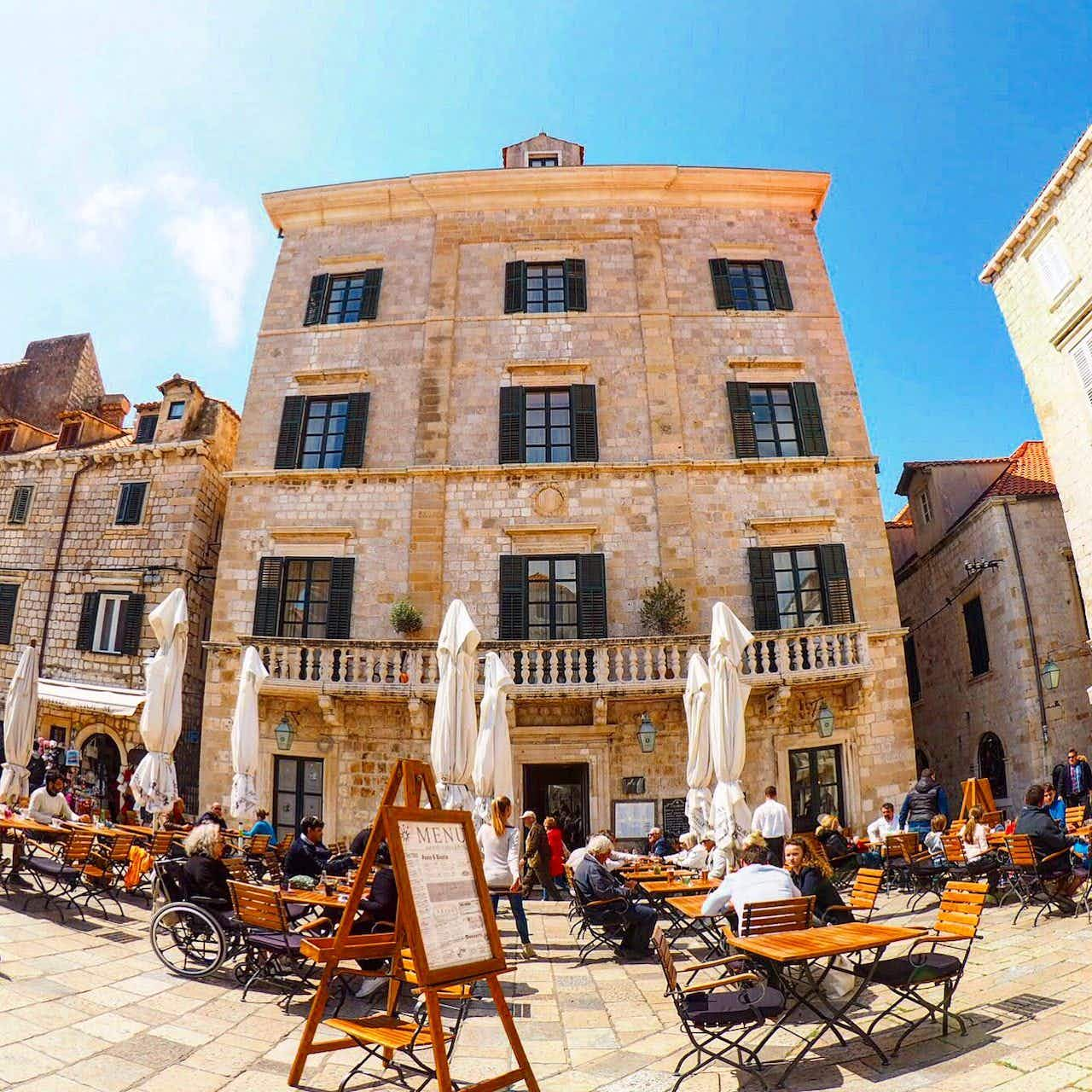 You can stay in one of Dubrovnik's new five-star hotels for a lot less than you think