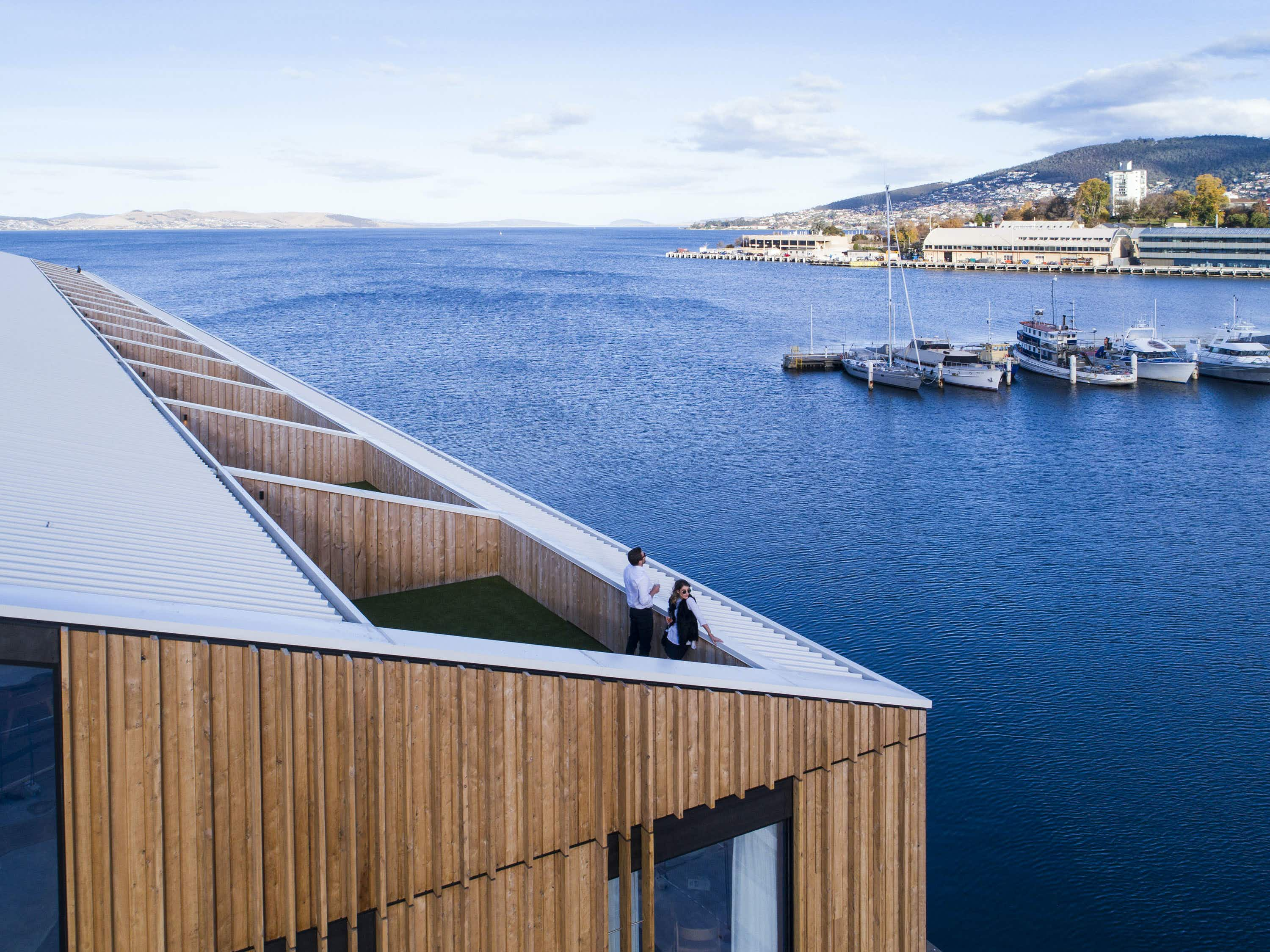 A new 'storytelling hotel' in Tasmania will take you through the island's amazing history