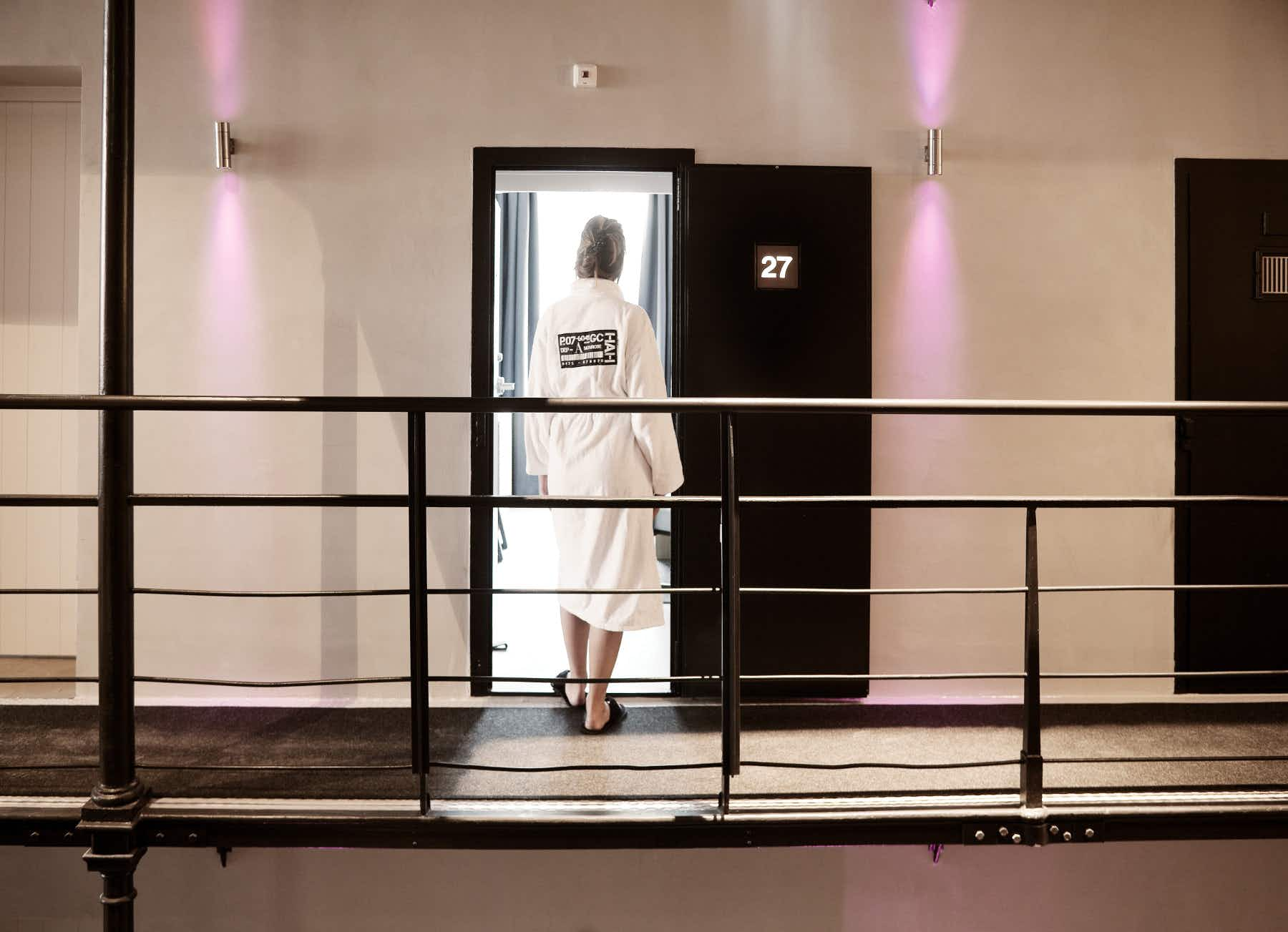 The Netherlands is turning the country's empty prisons into luxury boutique hotels