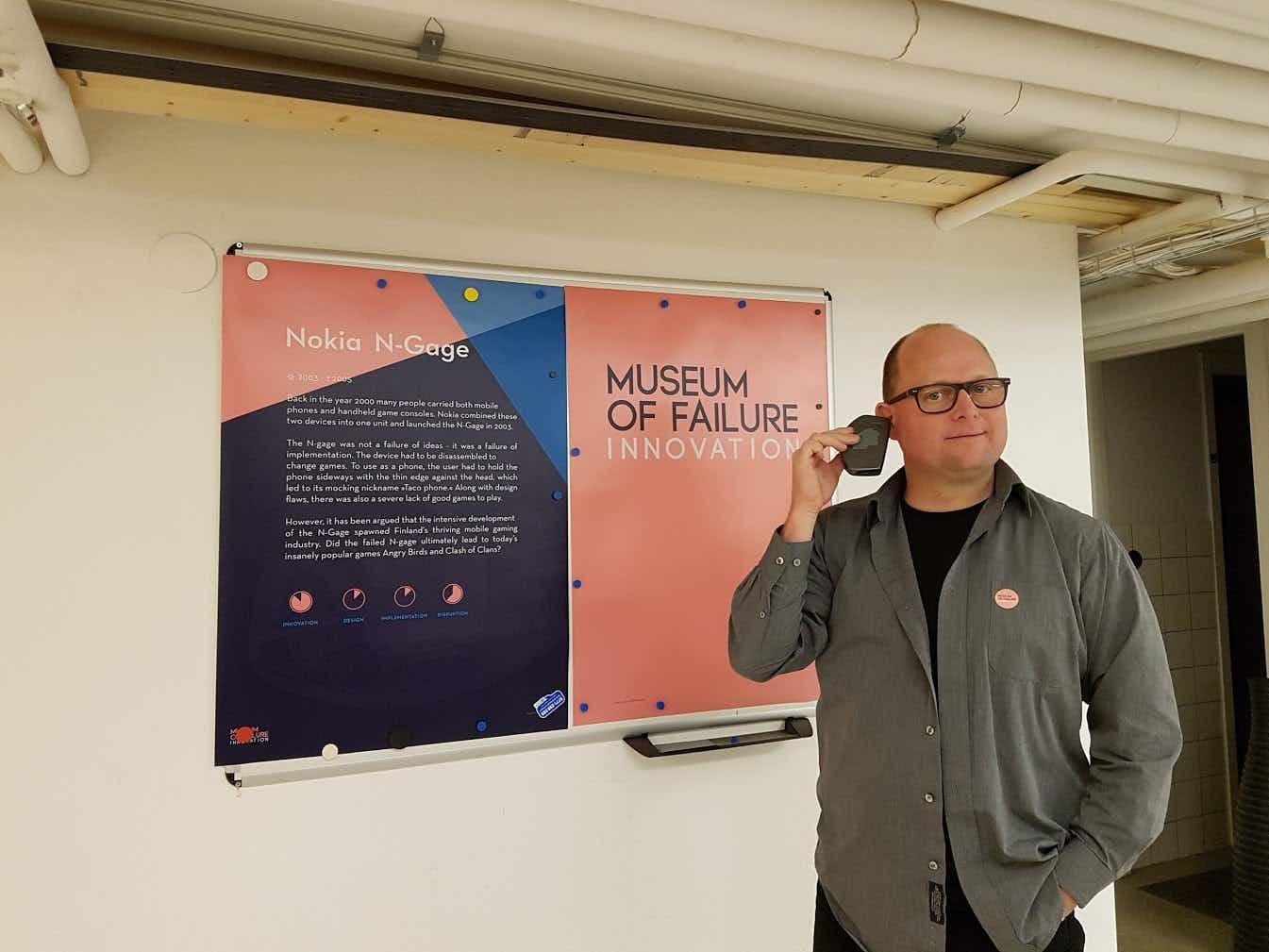 Sweden's Museum of Failure has been a resounding success