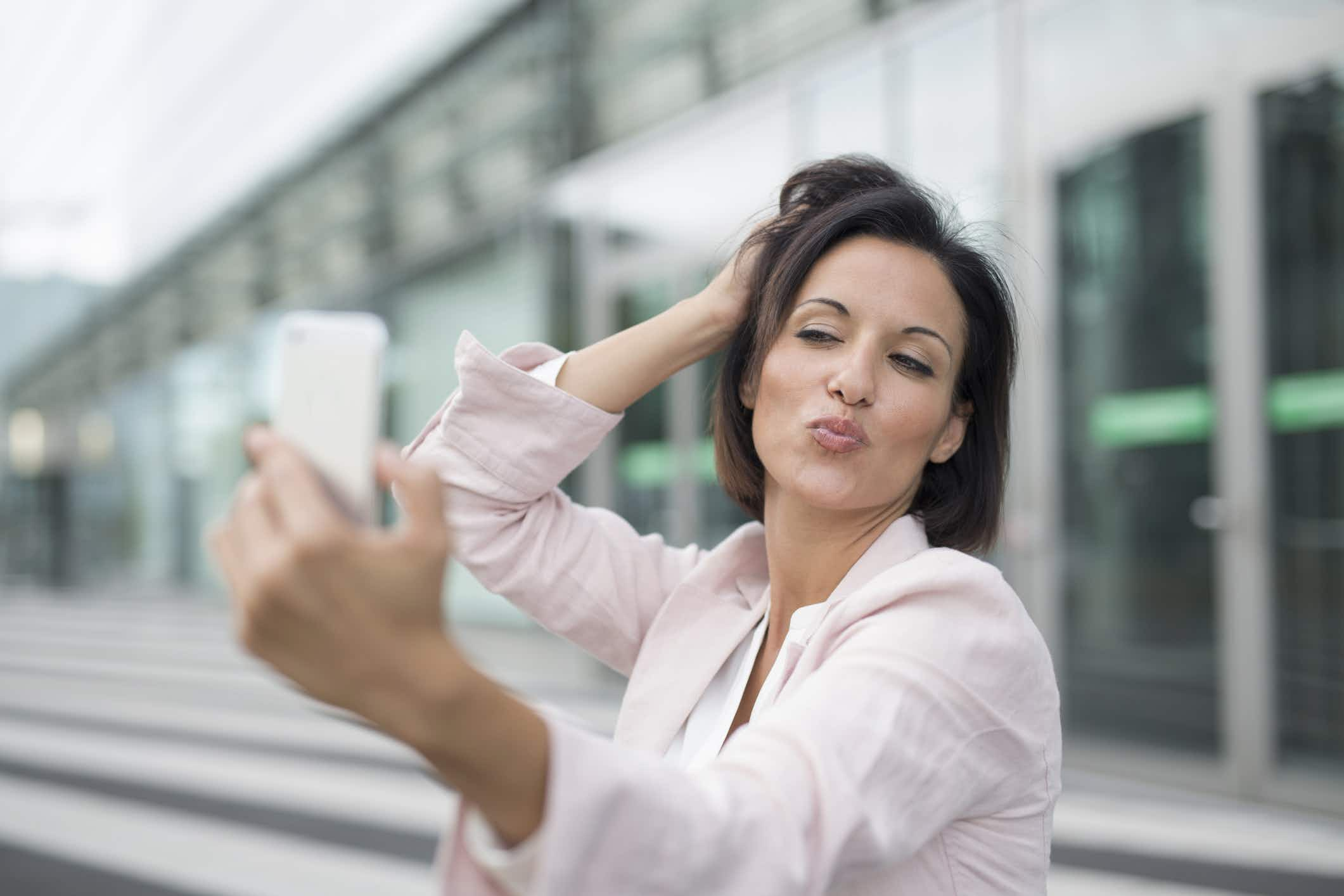 One airline is set to allow air passengers to use selfies as boarding passes