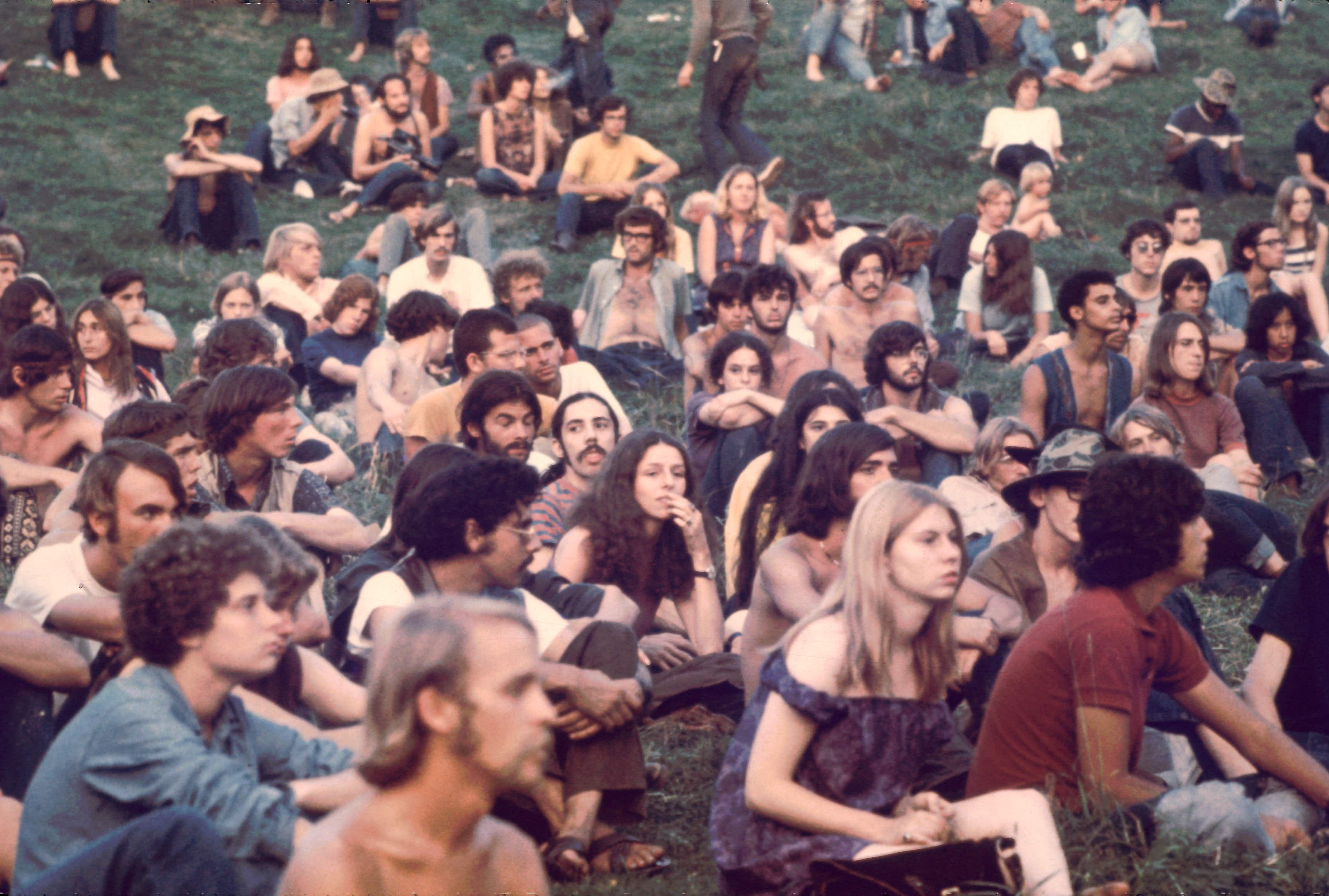 The grounds of 1969 Woodstock has been added to the National Register of Historic Places