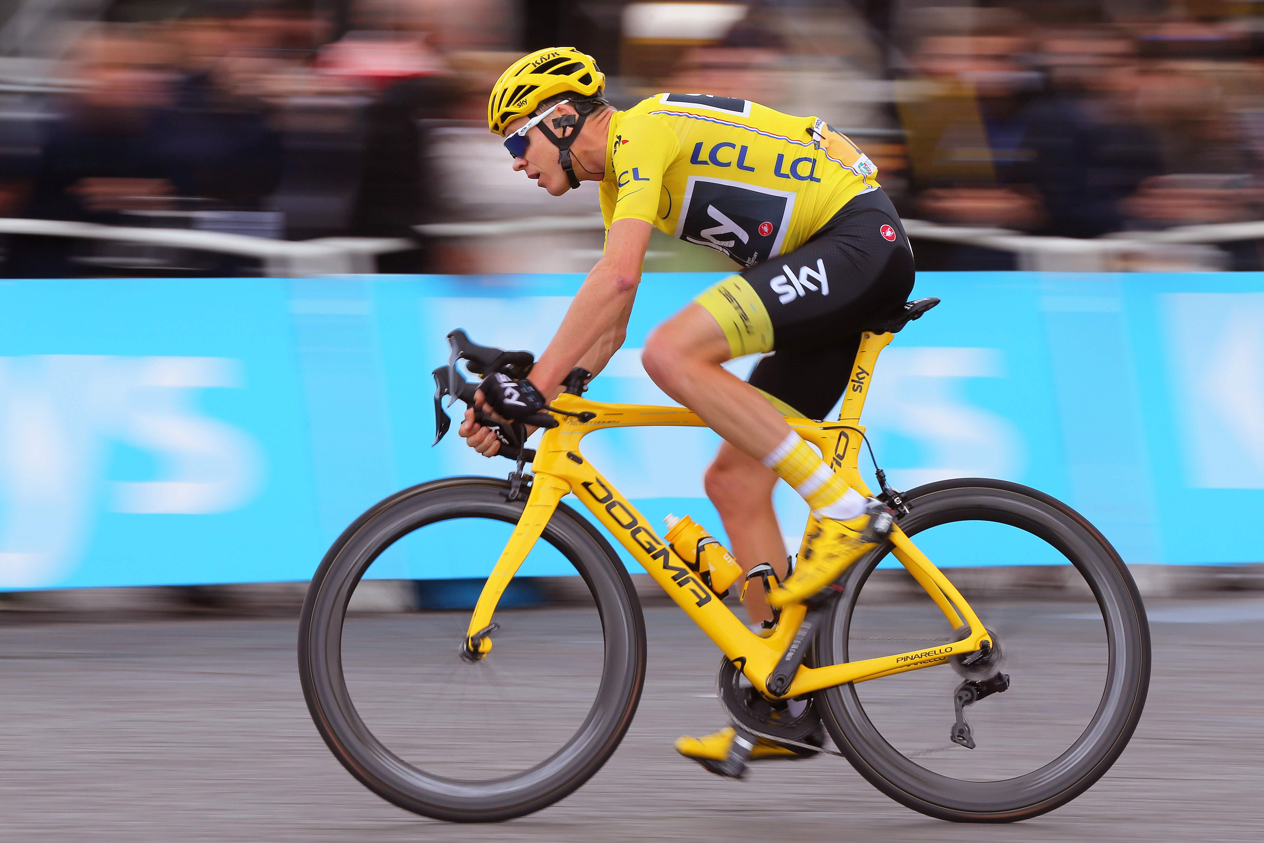 Race against Chris Froome at L'Étape in New South Wales' Snowy Mountains next December