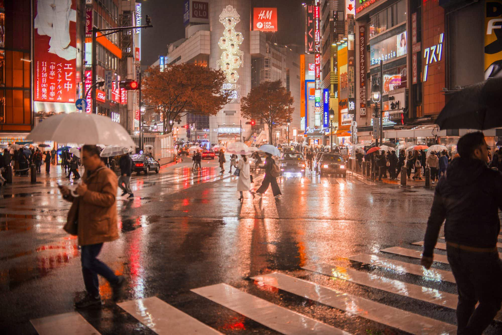 Travelling to Tokyo reignited this photographer's love of taking pictures