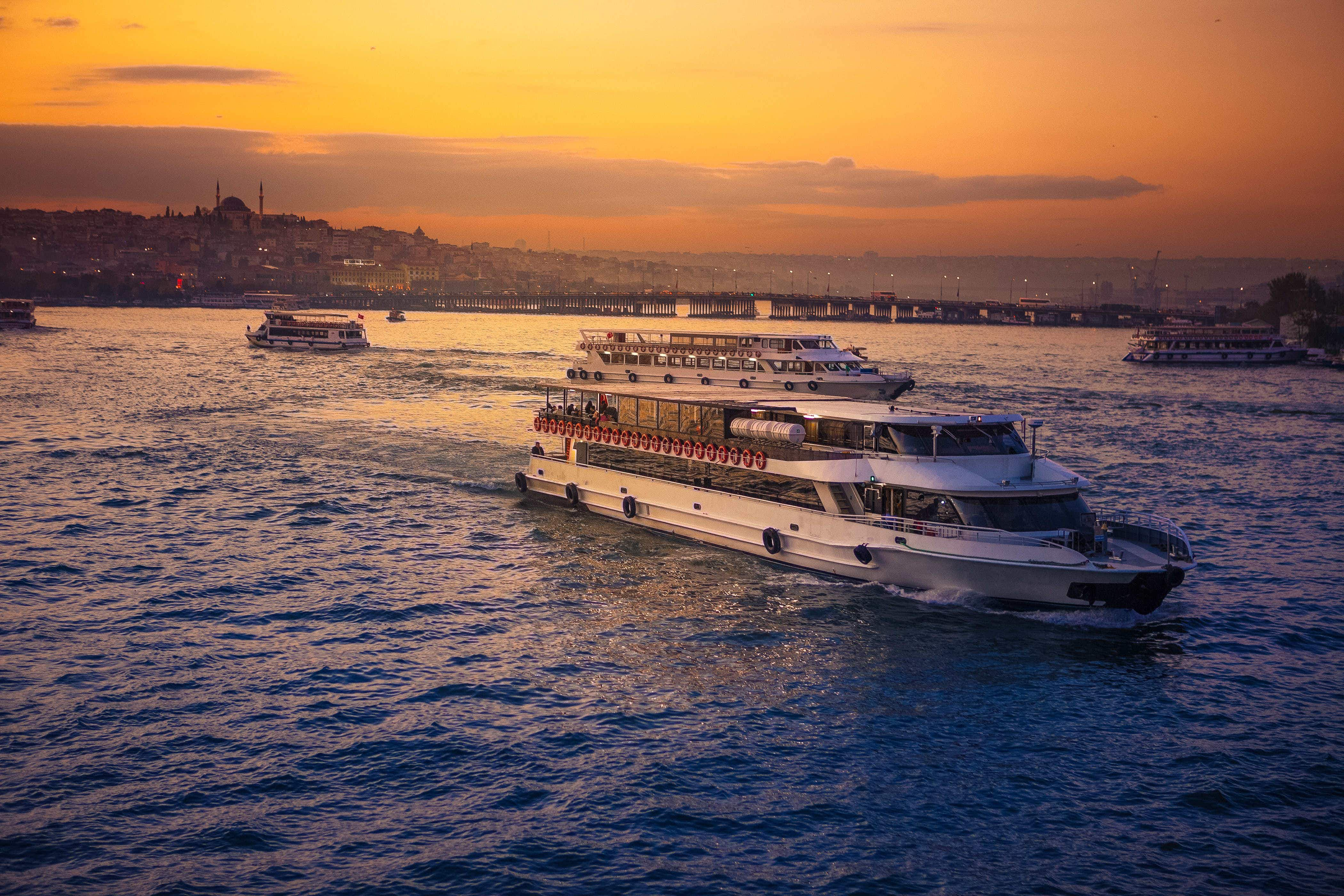 Touring Istanbul by boat just got easier with new ferry routes for summer