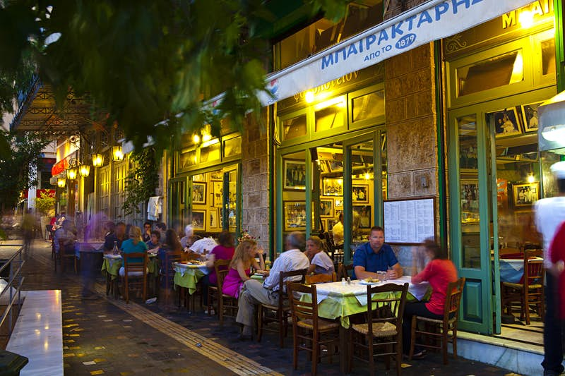 Tourists to Athens in Greece now have over 200 walking tours