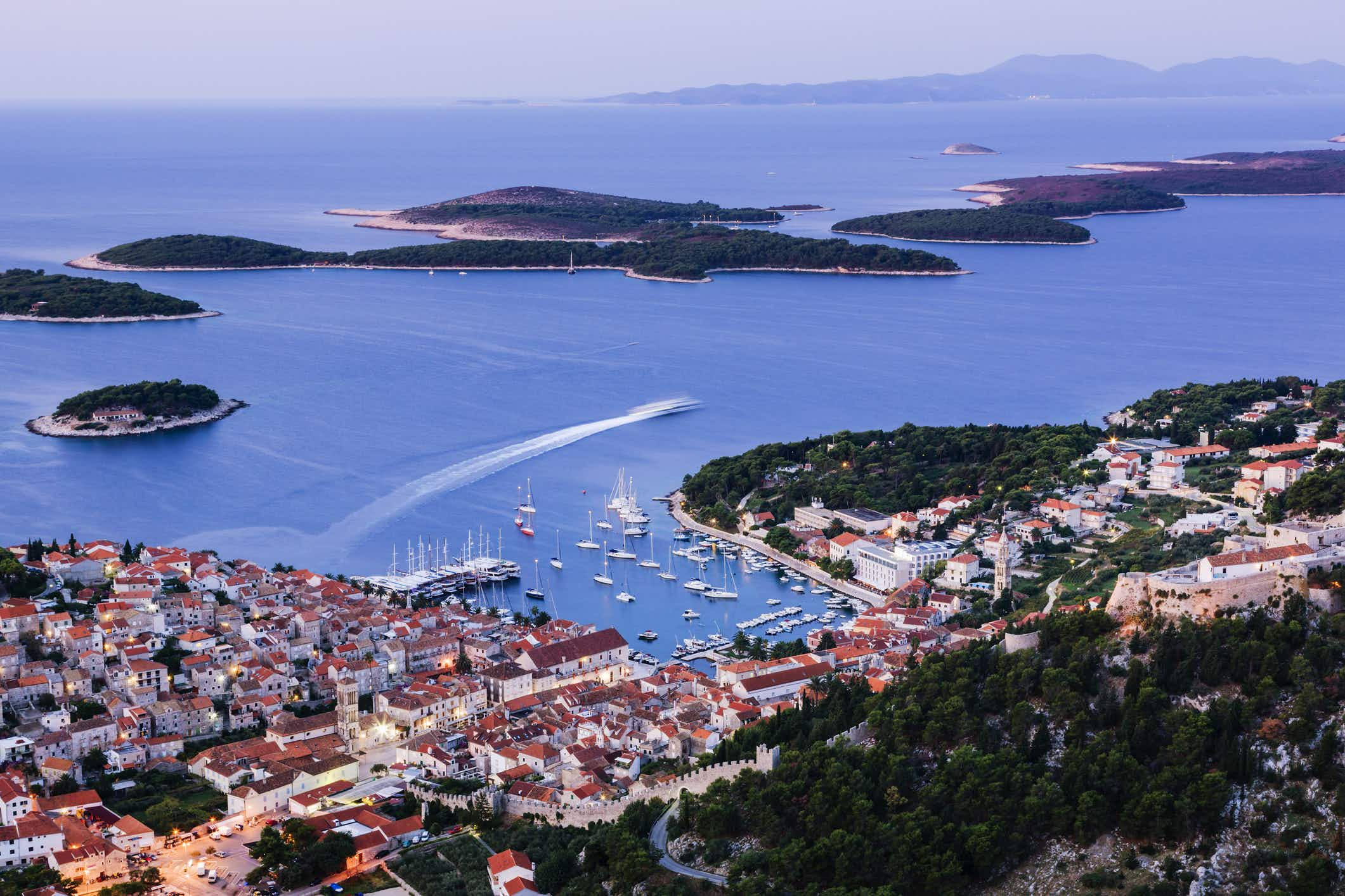 Hvar Town warns tourists of hefty fines for bad behaviour as it moves to protect its glamourous image