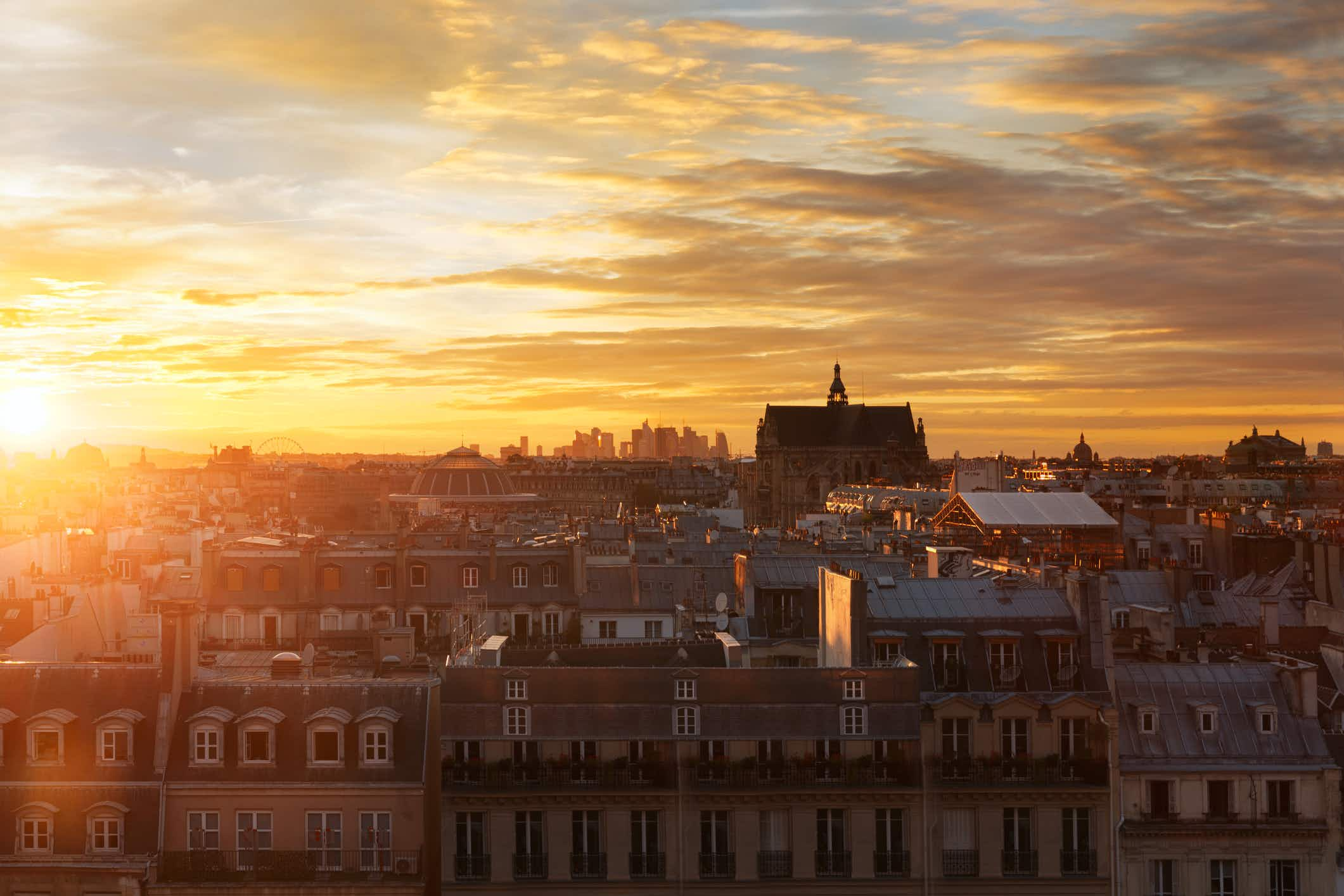 Paris wants its beautiful rooftops with specialised craftsmanship to have Unesco World Heritage status