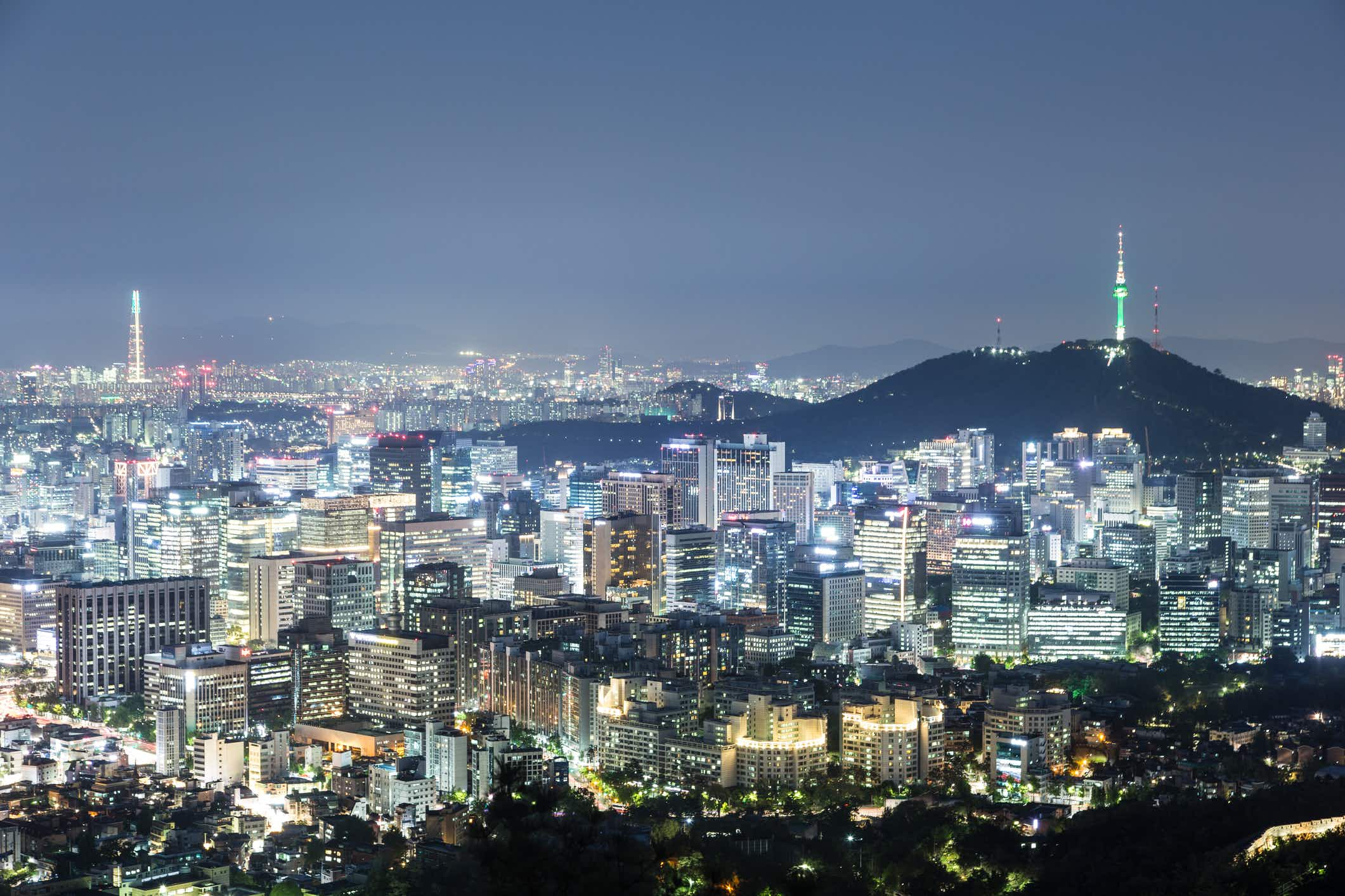 Seoul compensates for bad air by providing free transportation on heavily-polluted days