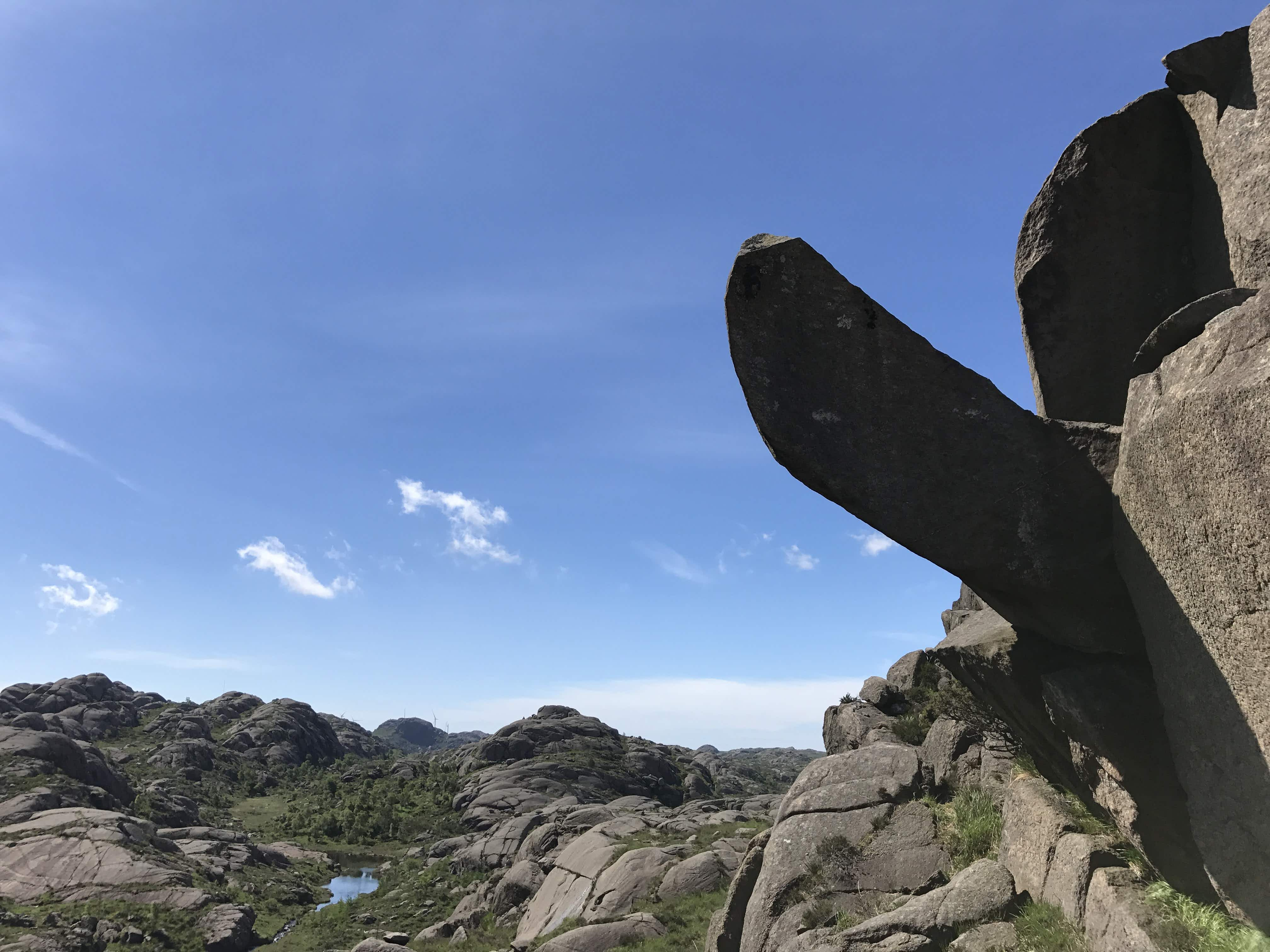 Norway's cheekiest rock formation, Trollpikken, has been re-erected thanks to a crowdfunding campaign