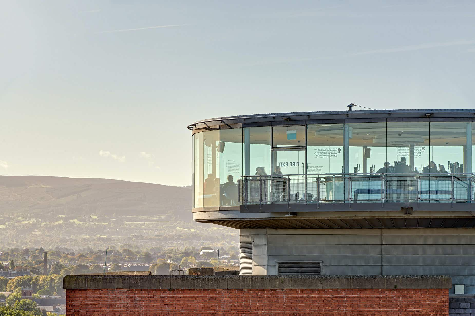 Dublin's Guinness Storehouse Gravity Bar to DOUBLE in size