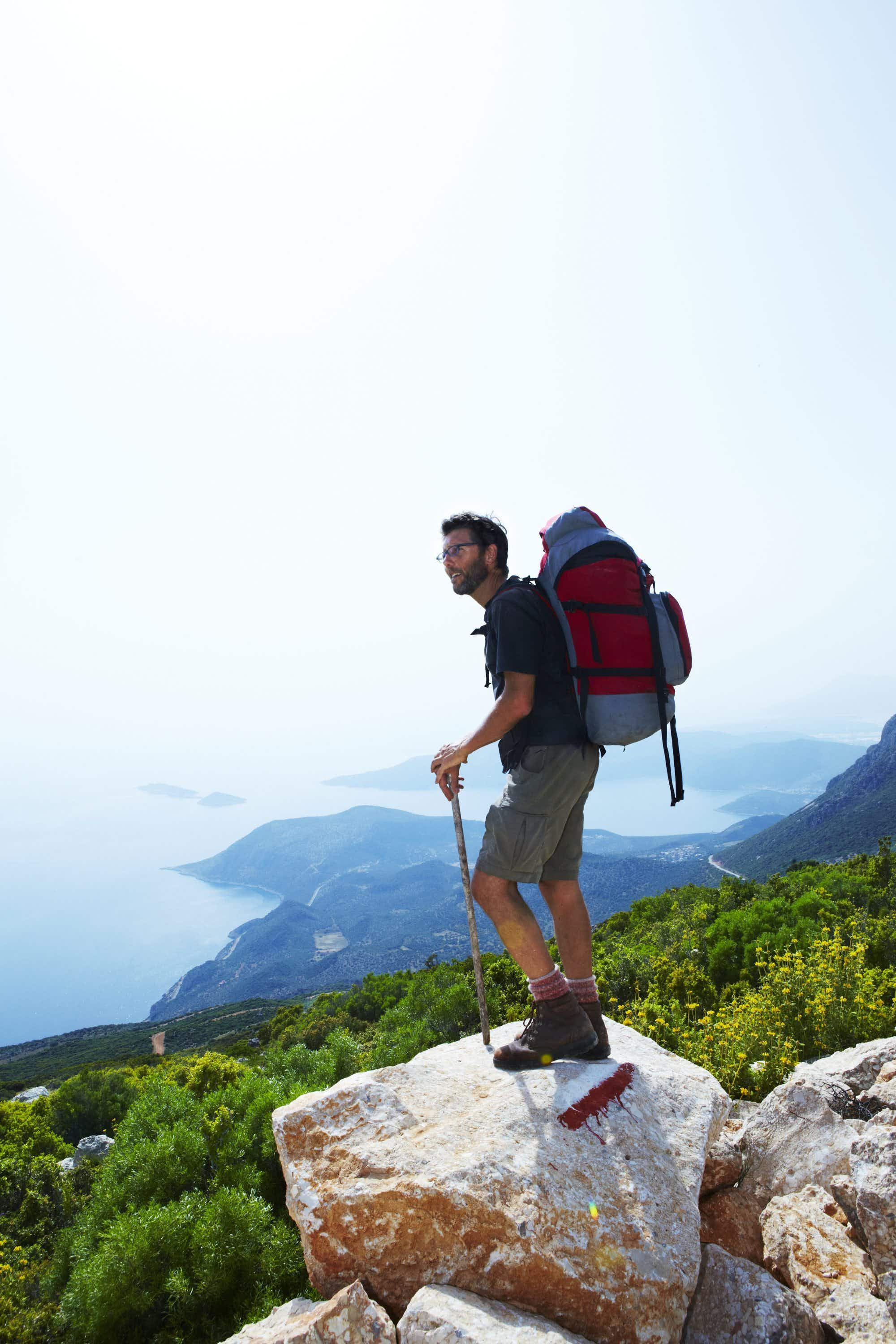 Turkish trekking trails expand to connect with pilgrimage footpaths in Europe