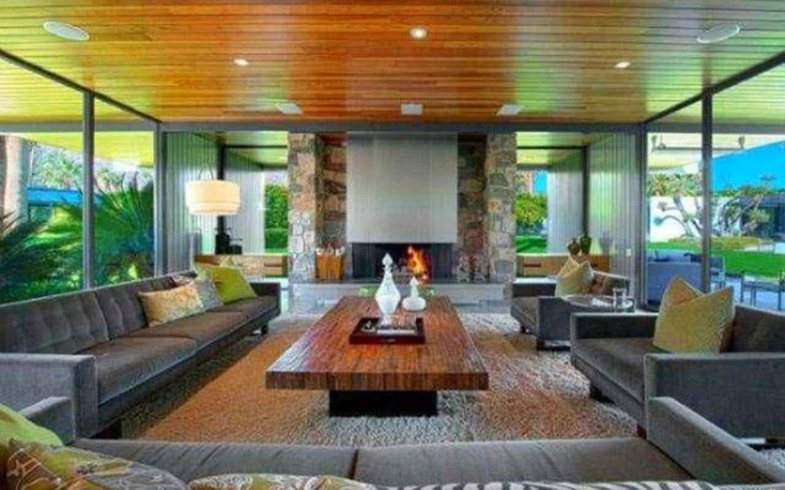 Have a star-studded holiday by renting Leonardo DiCaprio's stunning Palm Springs home