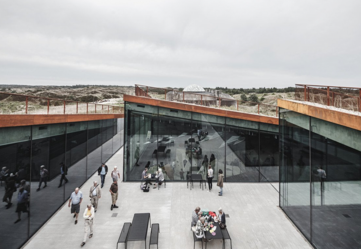 See the 'invisible' museum that's wowing visitors to Denmark