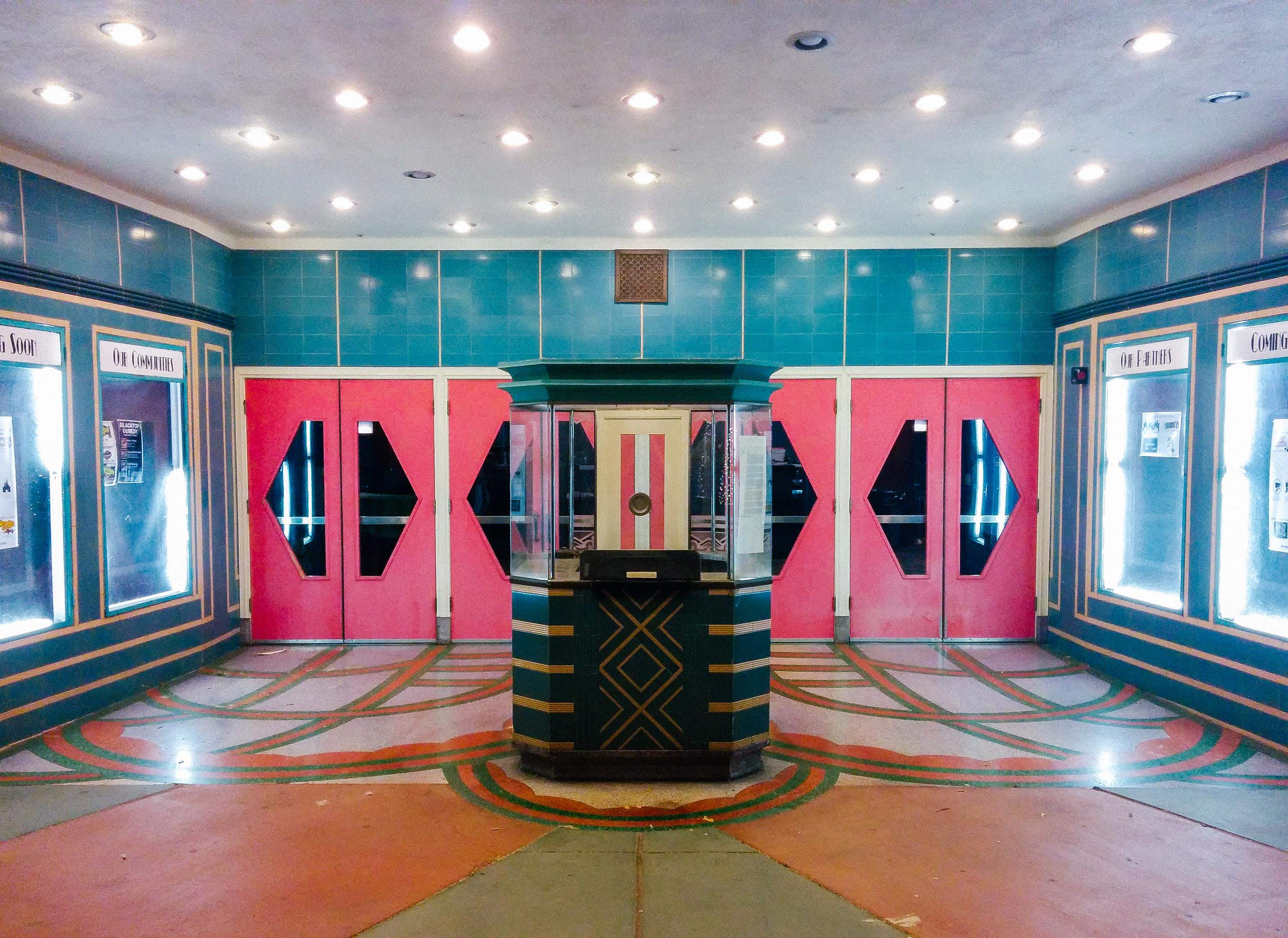 An online community is scouting the world for Wes Anderson movie locations