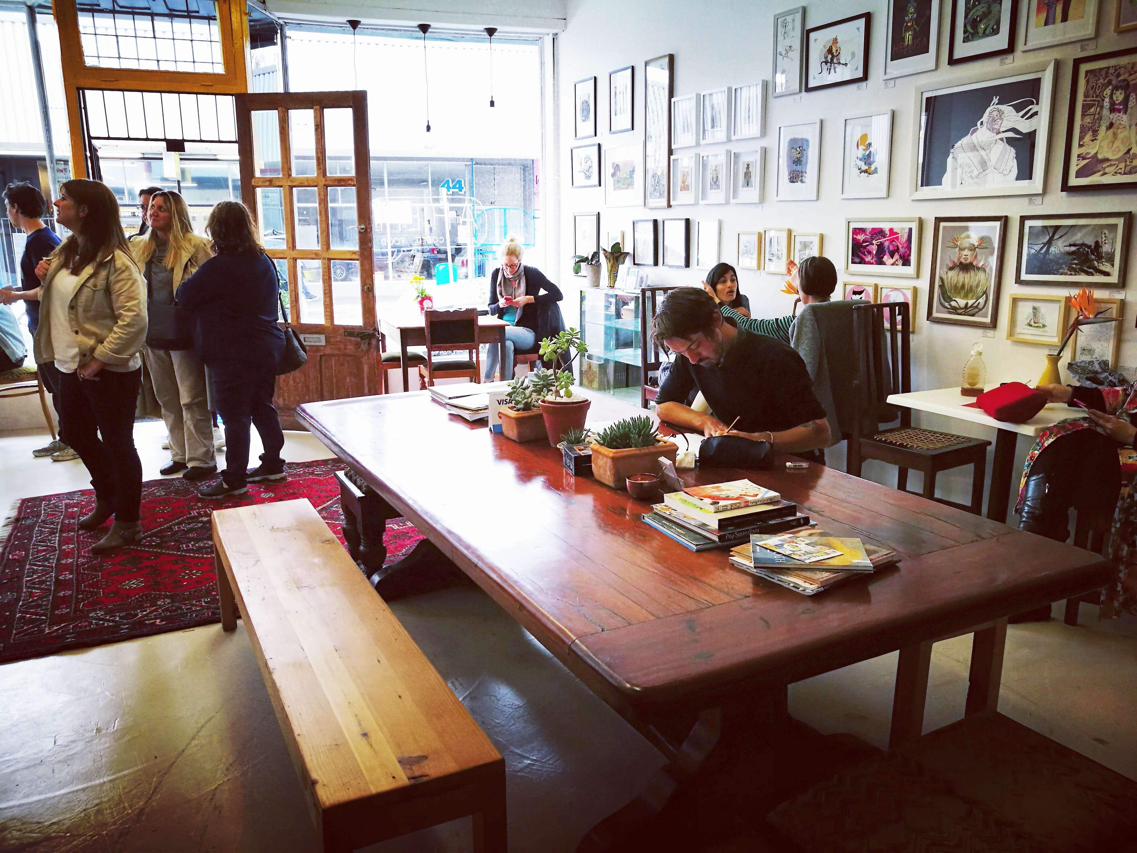 South Africa's first art gallery dedicated to illustration and animation opens in Cape Town