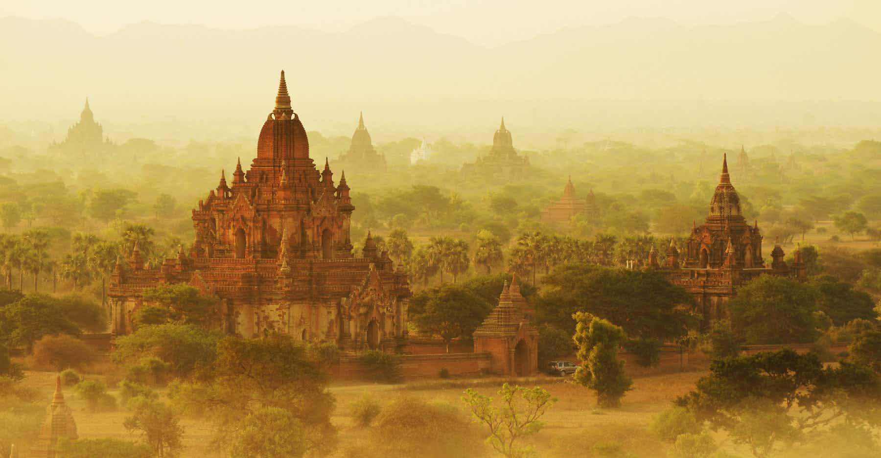 Myanmar and Cambodia team up to promote their spectacular ancient temples