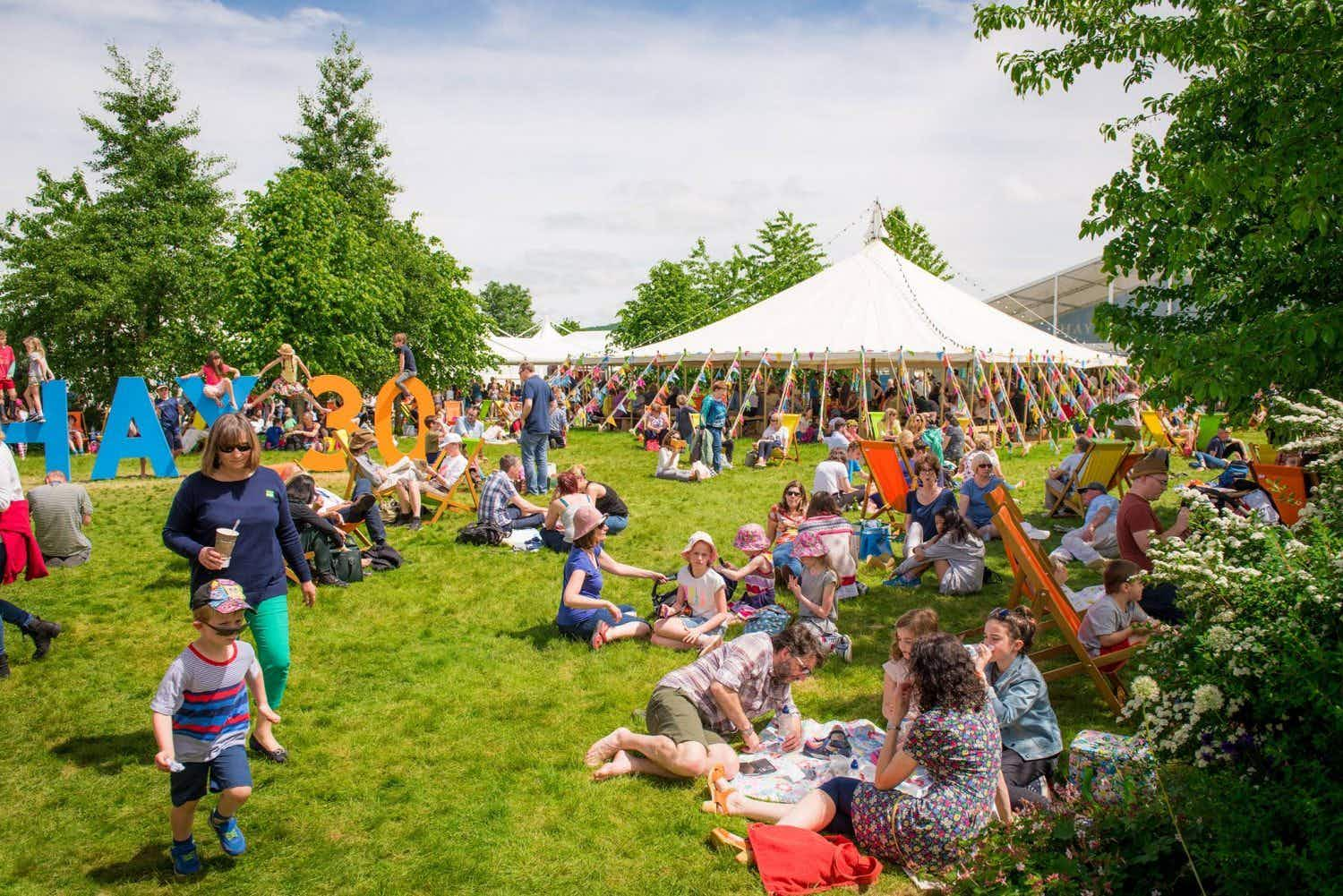 From Denmark to Colombia: the iconic Hay Festival celebrates 30th anniversary by going global