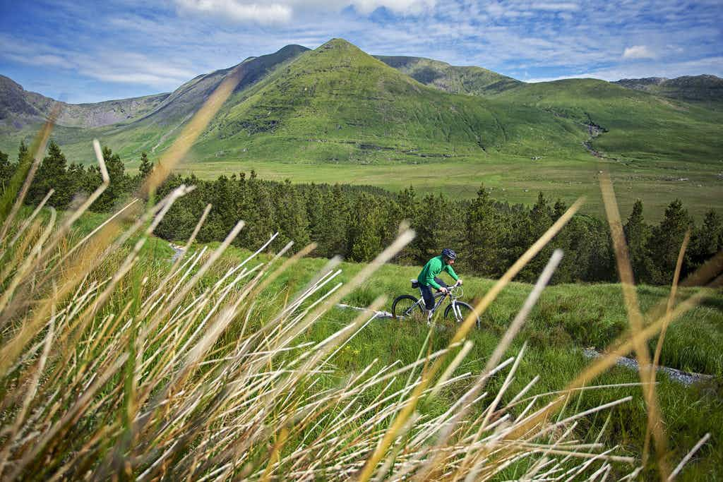 Explore Ireland's spectacular Wild Atlantic Way by bike with a new 17-day cycling challenge