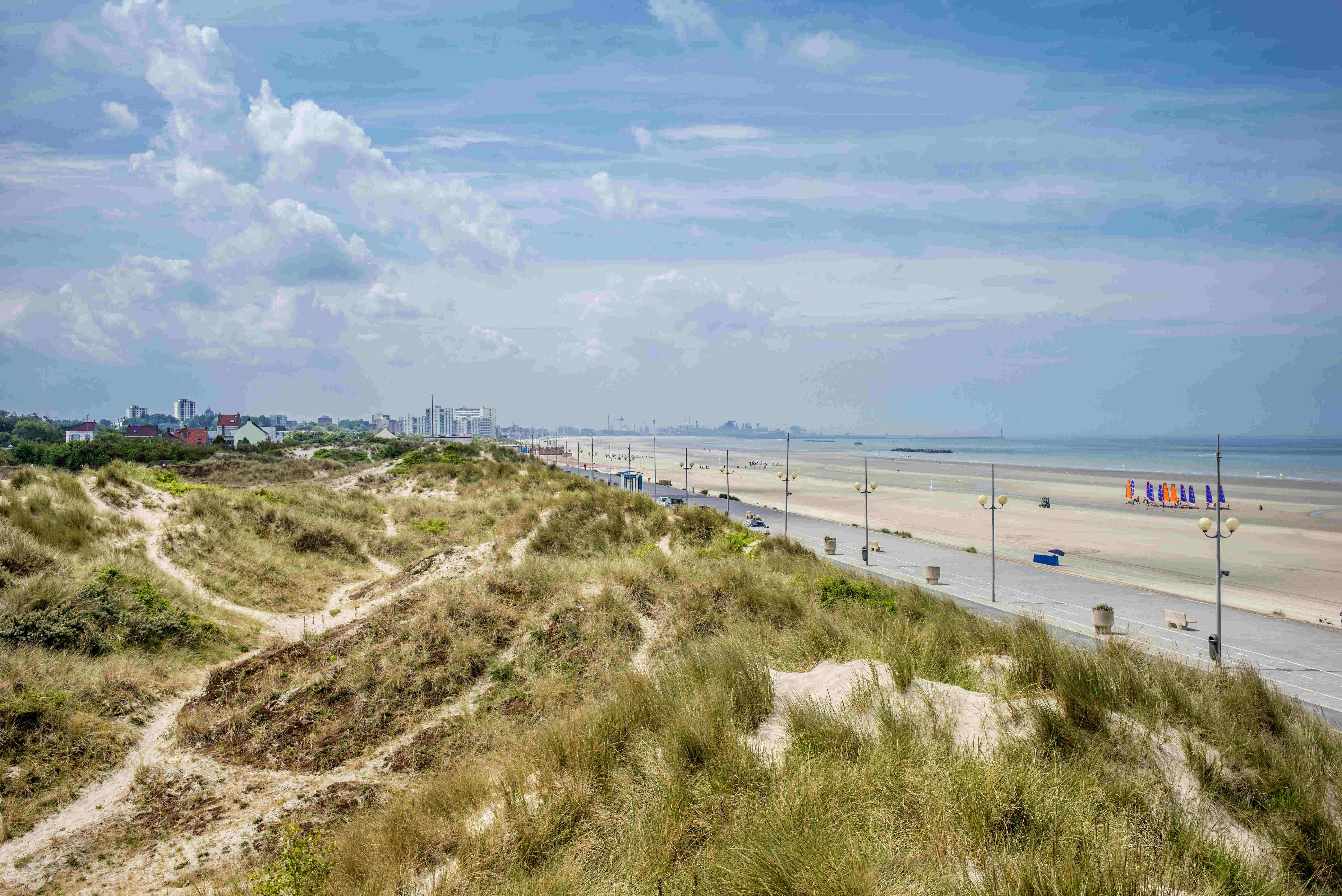 Dunkirk prepares for travellers to take note as the city features in a star-studded film