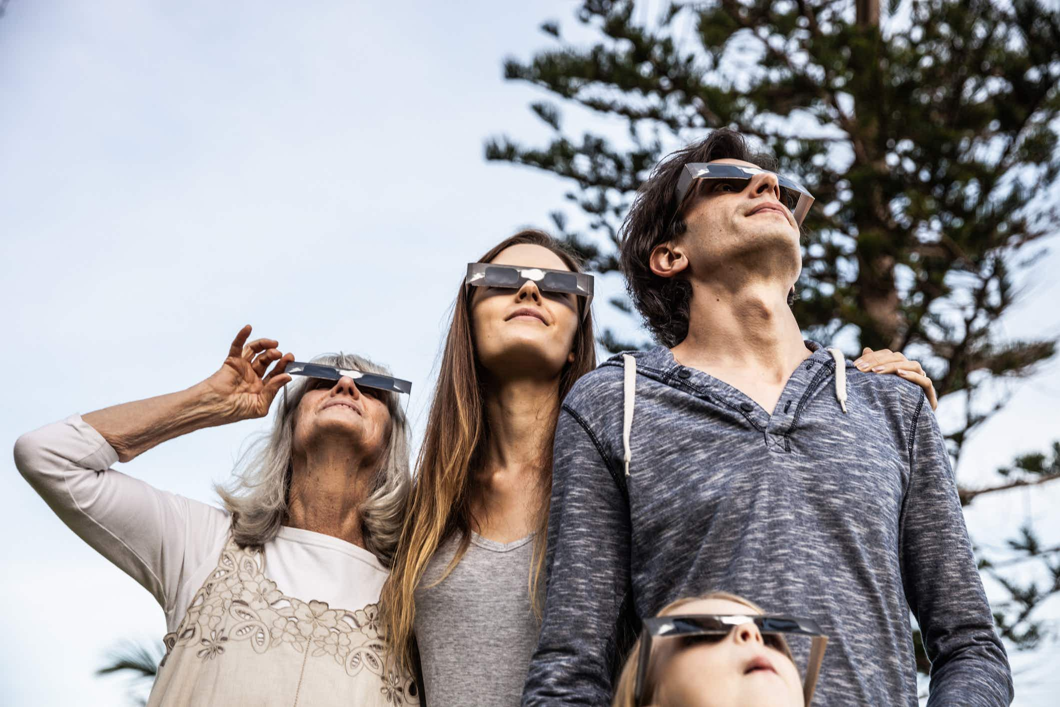 It's less than a month until the US total solar eclipse but you can still make plans to see it