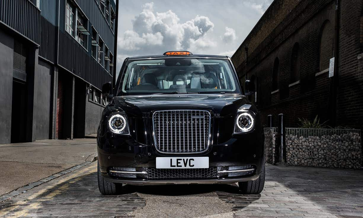 London's iconic black cabs are going electric by the end of the year