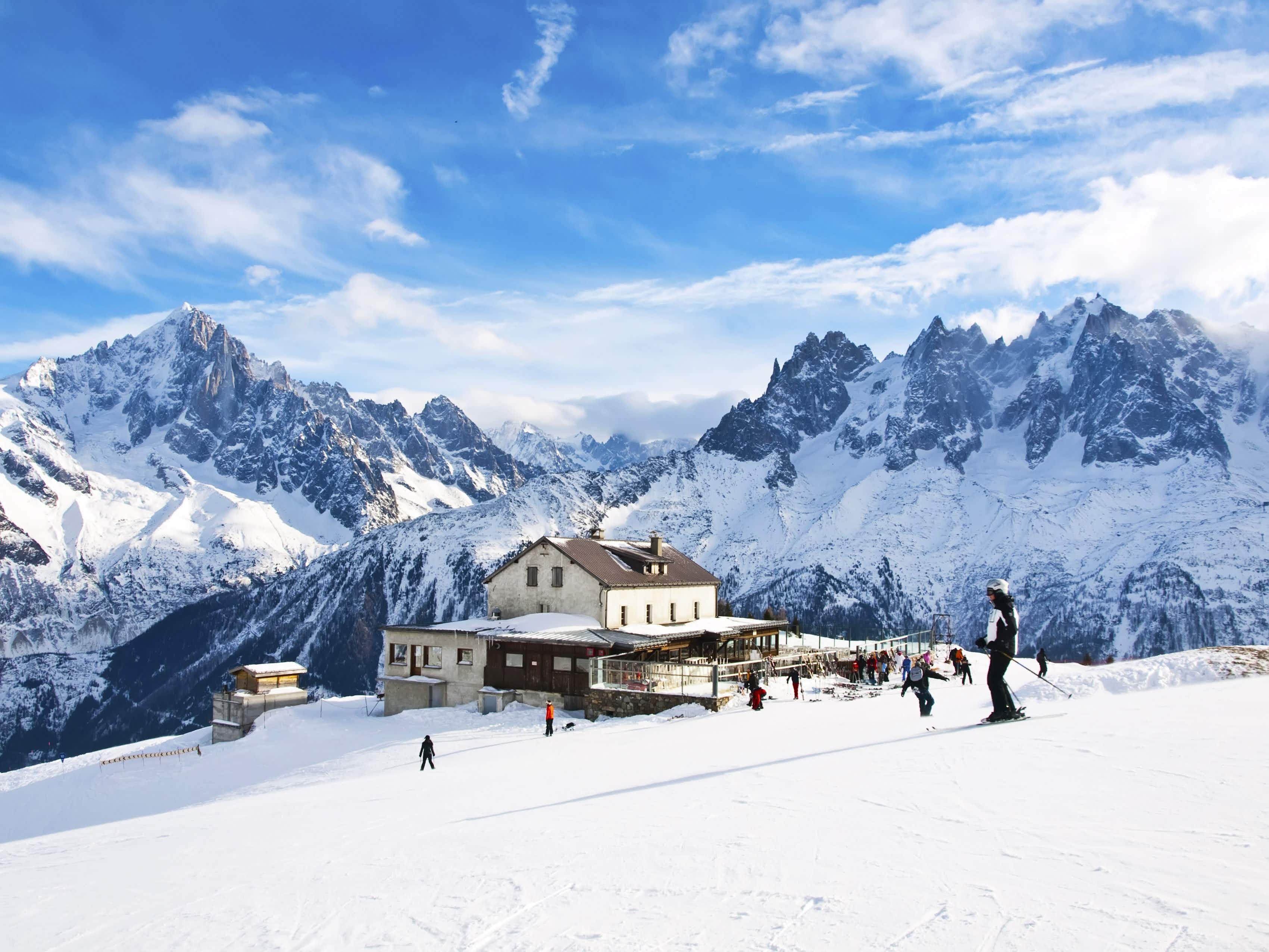 Time to get planning -  book a train from London straight to the French Alps for this winter