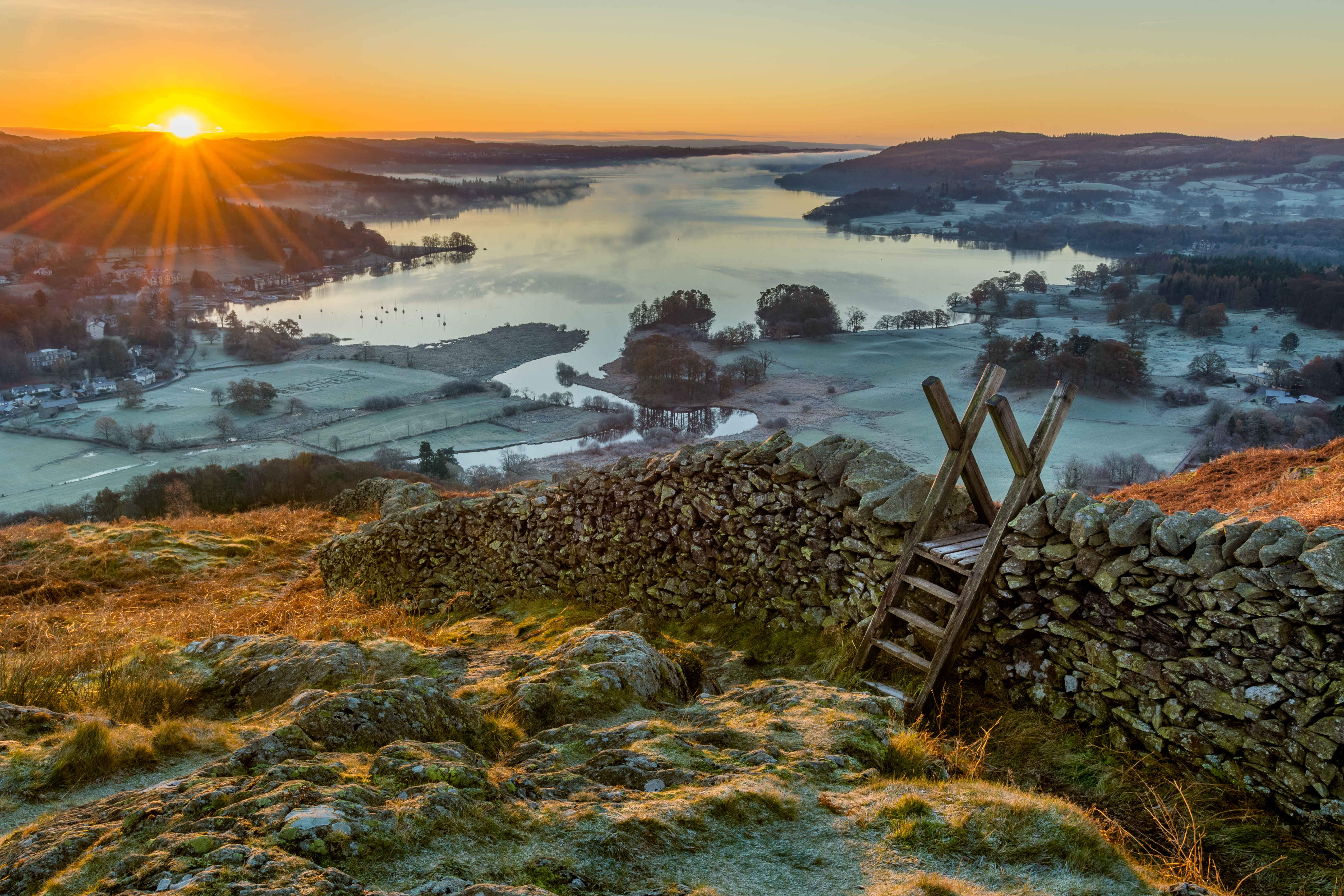 The UK's picturesque Lake District named a Unesco World Heritage Site