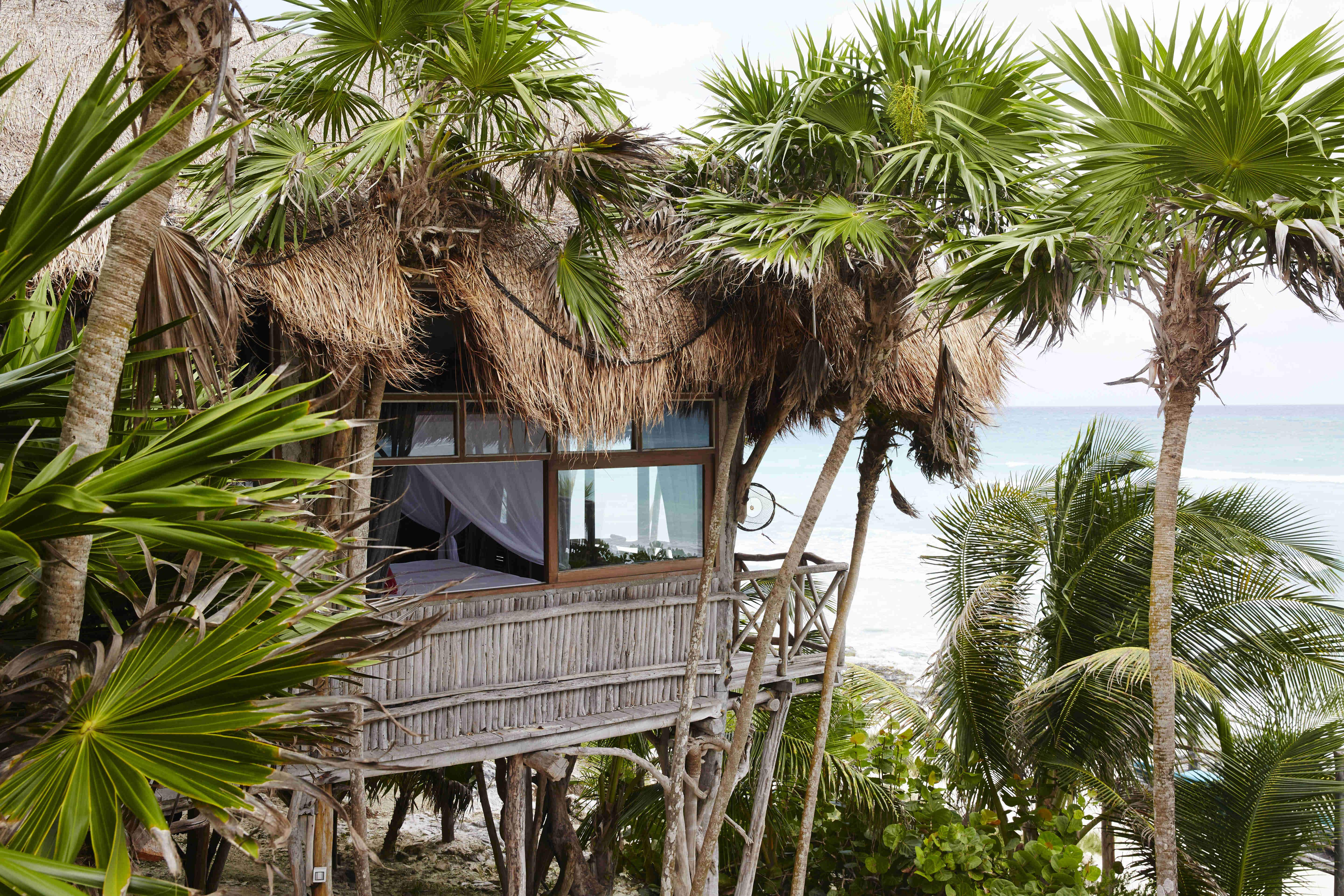 This magical treehouse is actually one of the world's quirkiest new hotel rooms