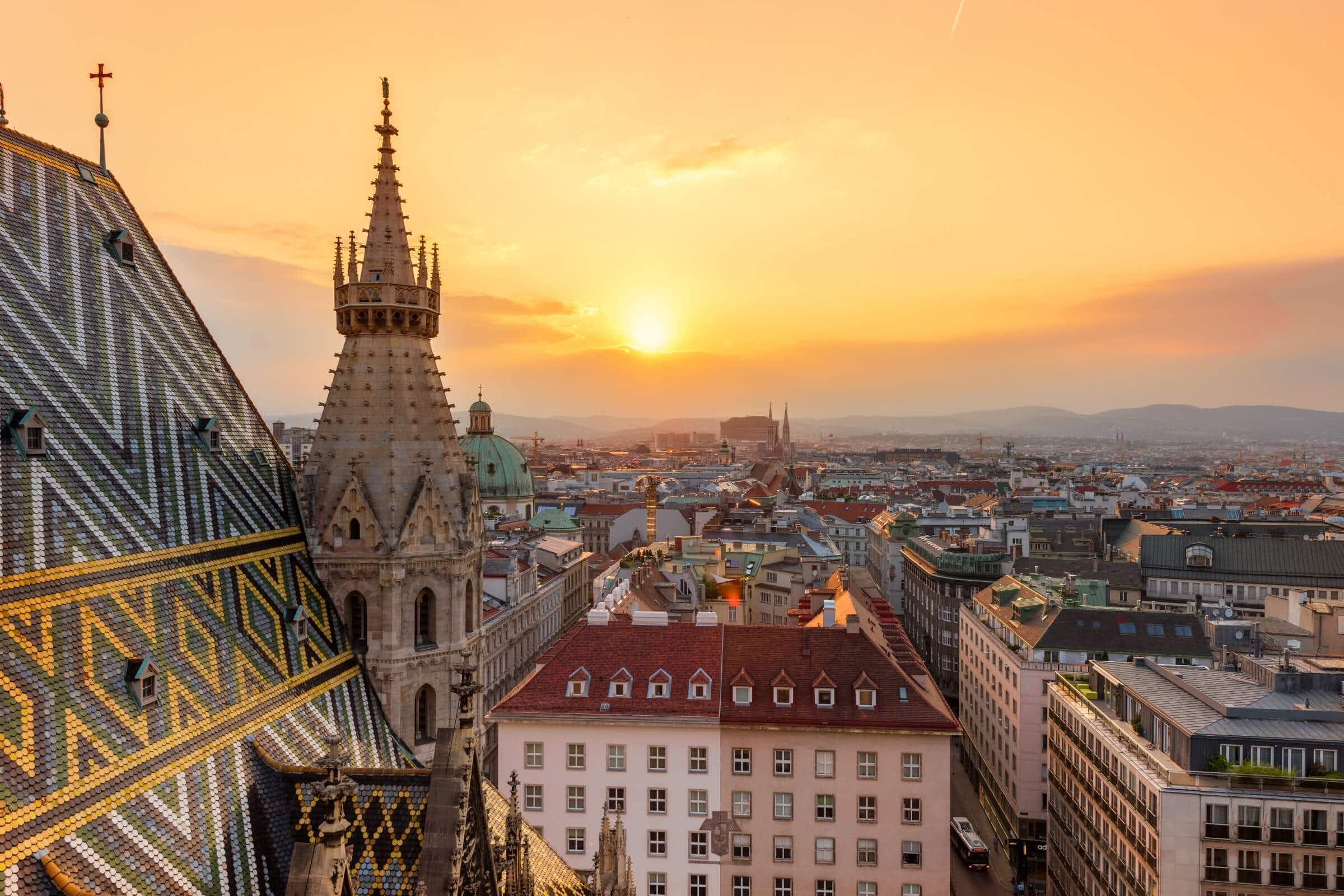 Is culture rich Vienna under threat? Unesco puts the historic city centre on the 'in danger' list
