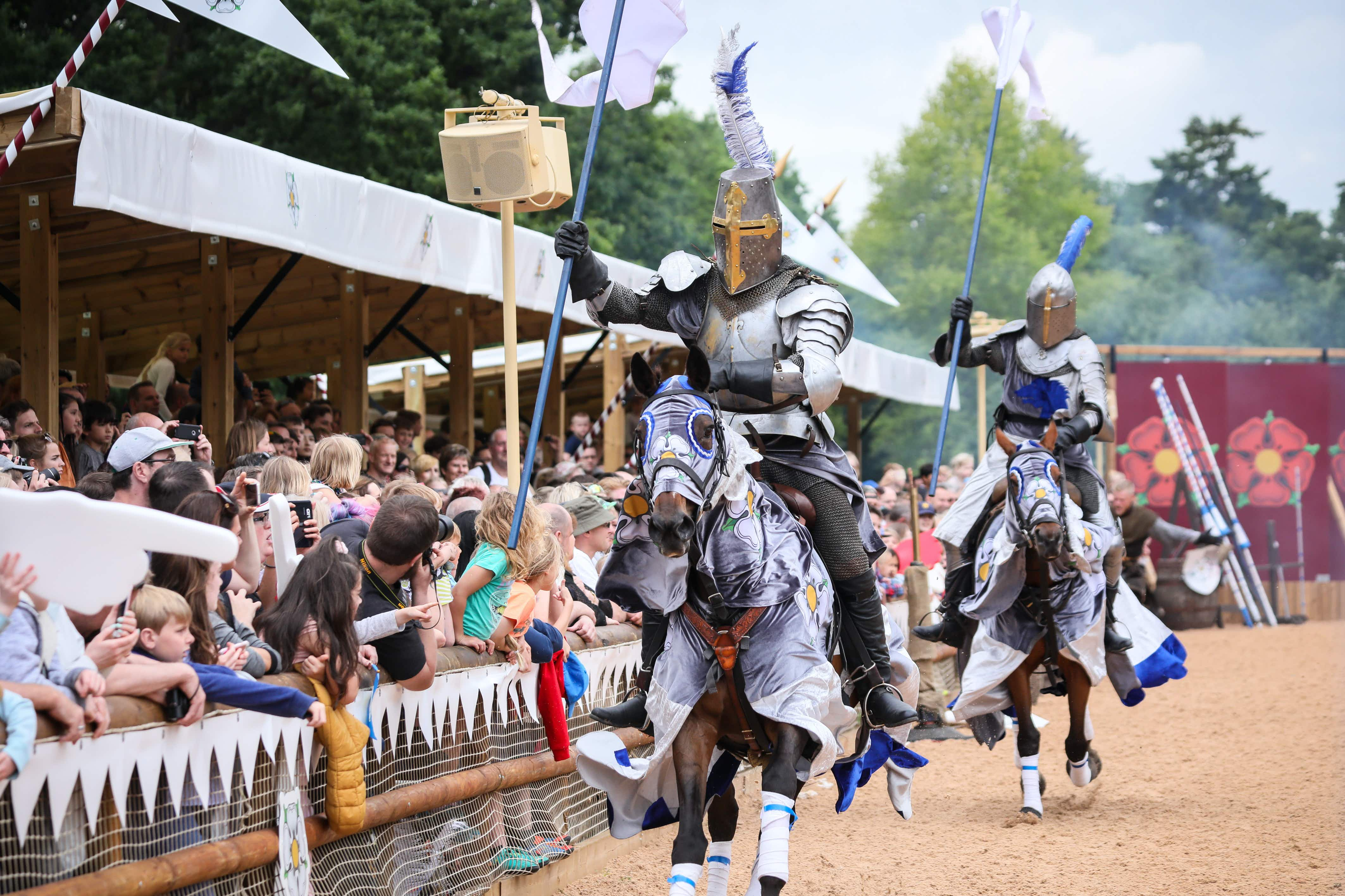 It inspired Shakespeare and Game of Thrones - now the Wars of the Roses will be re-enacted