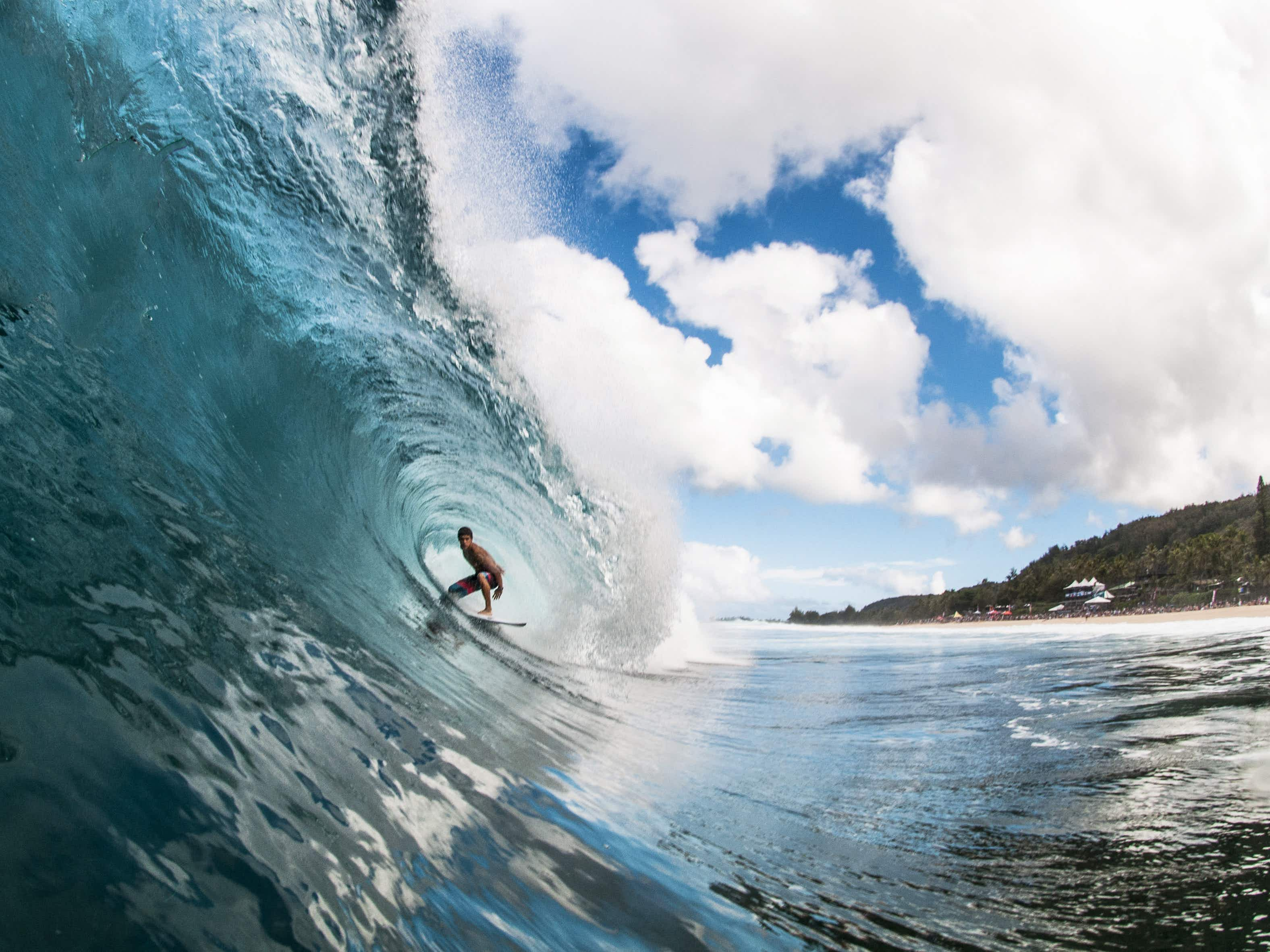 Discover the countries where you get best bang for your buck when it comes to surfing lessons
