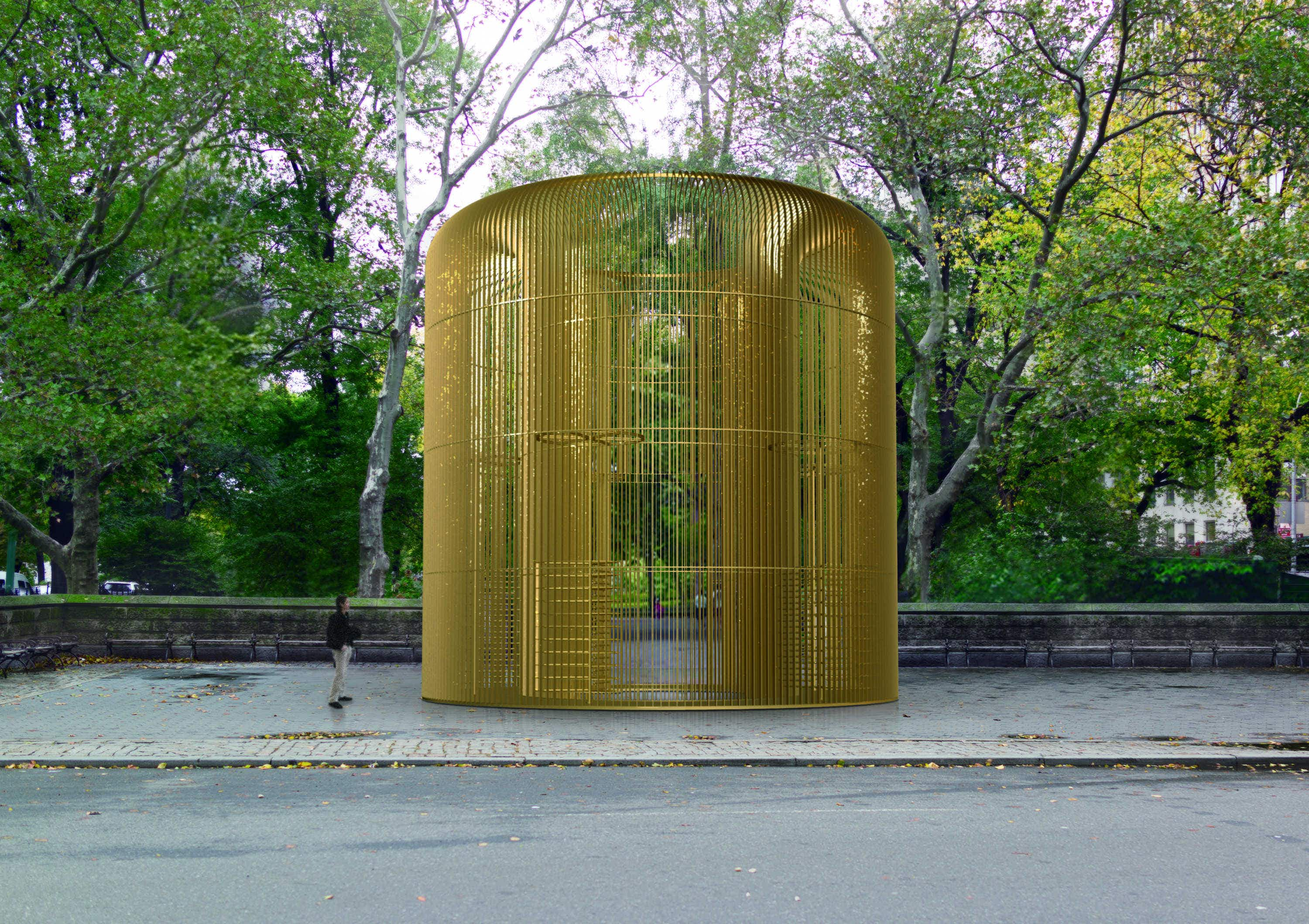 The sites for Ai Weiwei's borough-spanning New York City fence exhibition have been announced