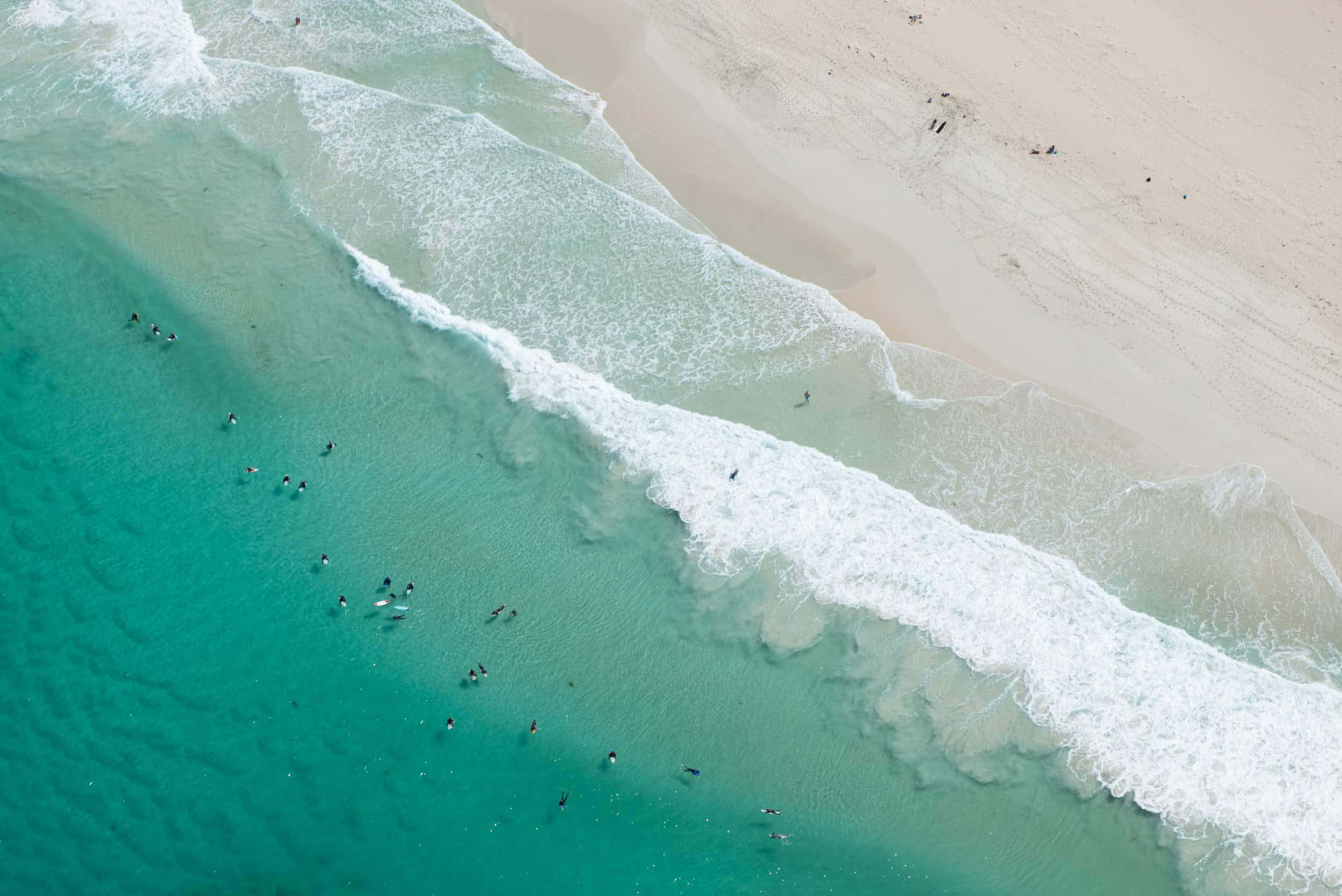 Australia is introducing shark-monitoring drones ahead of this summer's surfing season