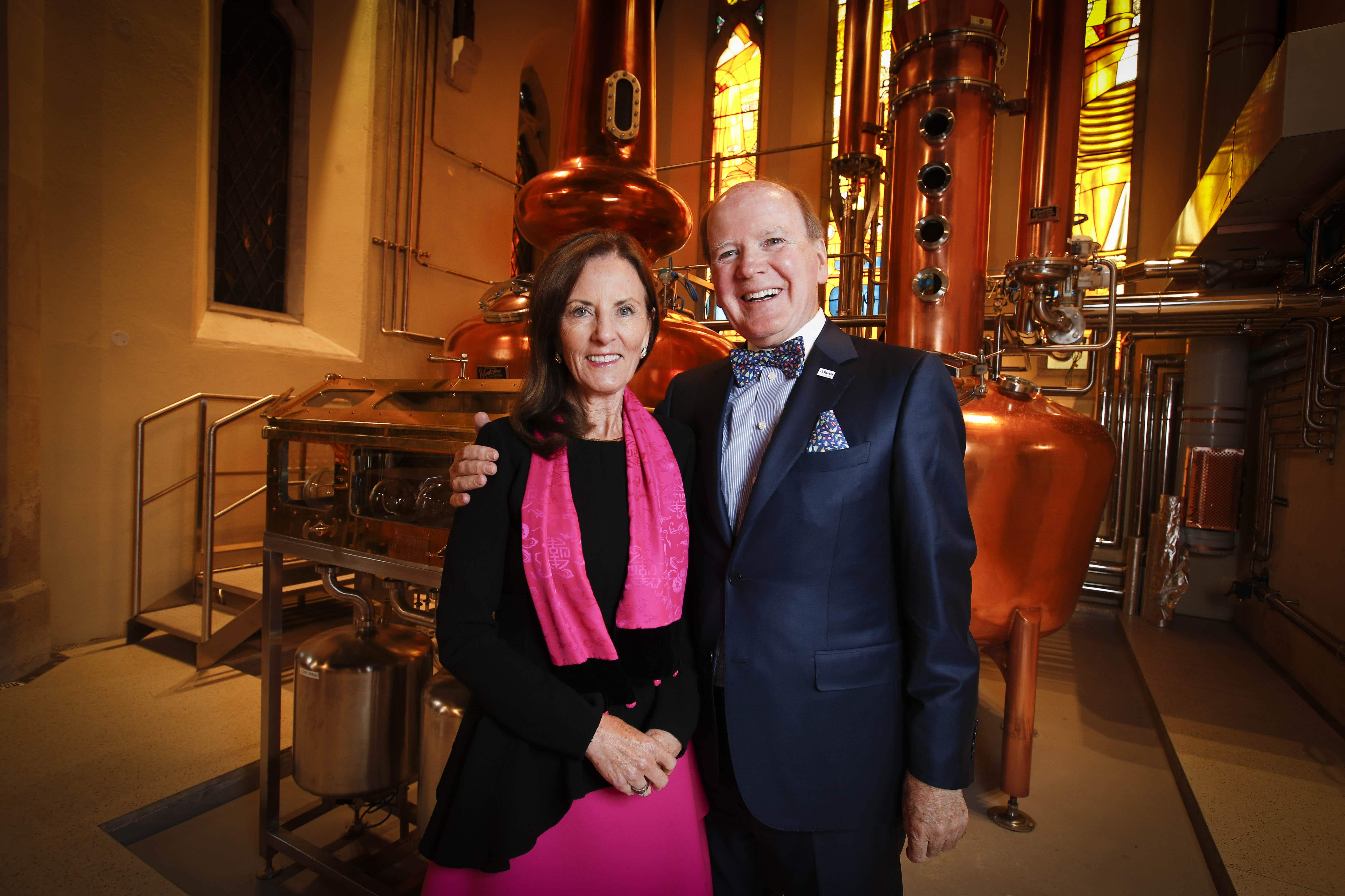 Boutique Dublin whiskey distillery to open in old church next month