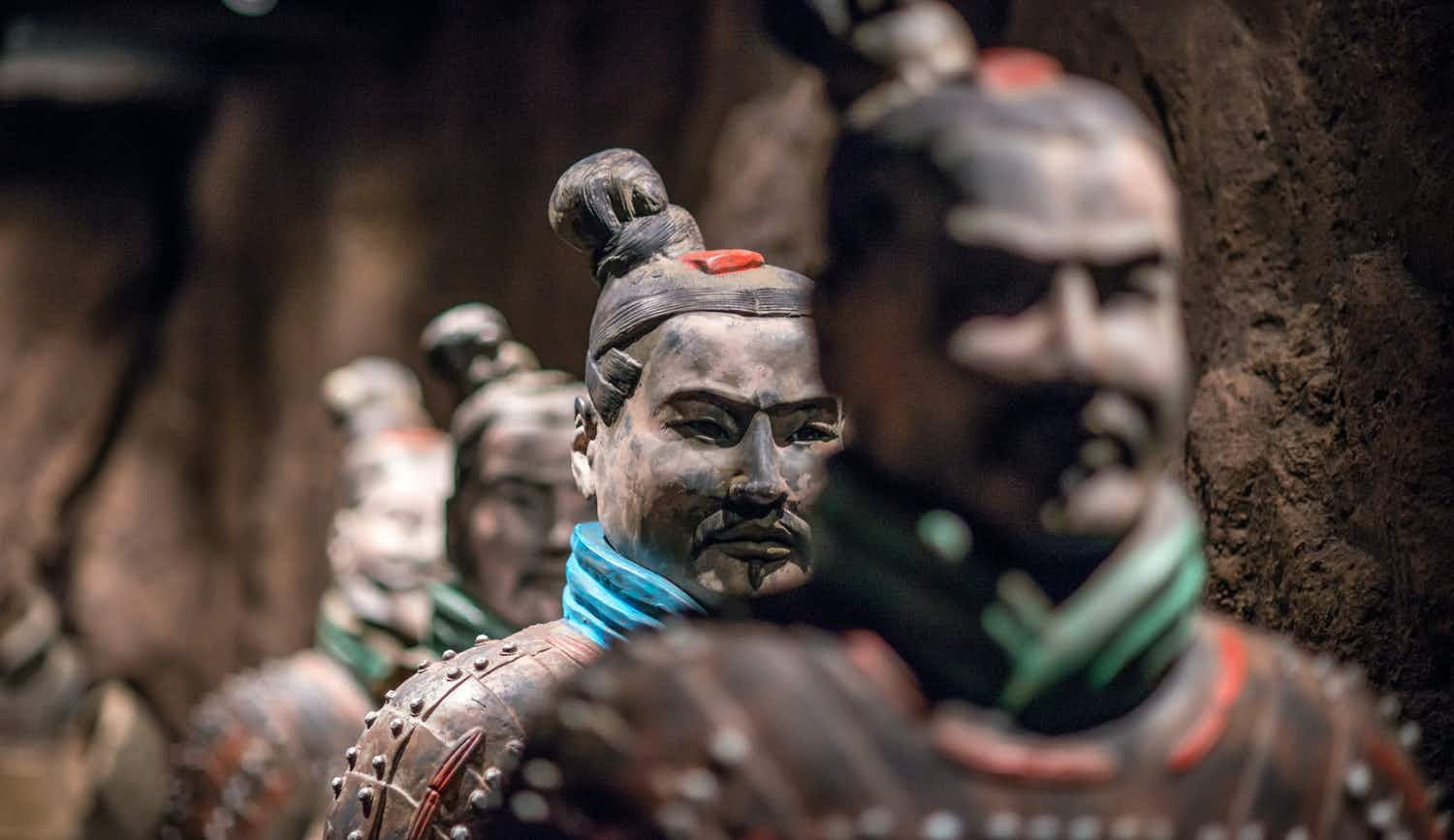 Warriors from China's Terracotta Army coming to Philadelphia this fall