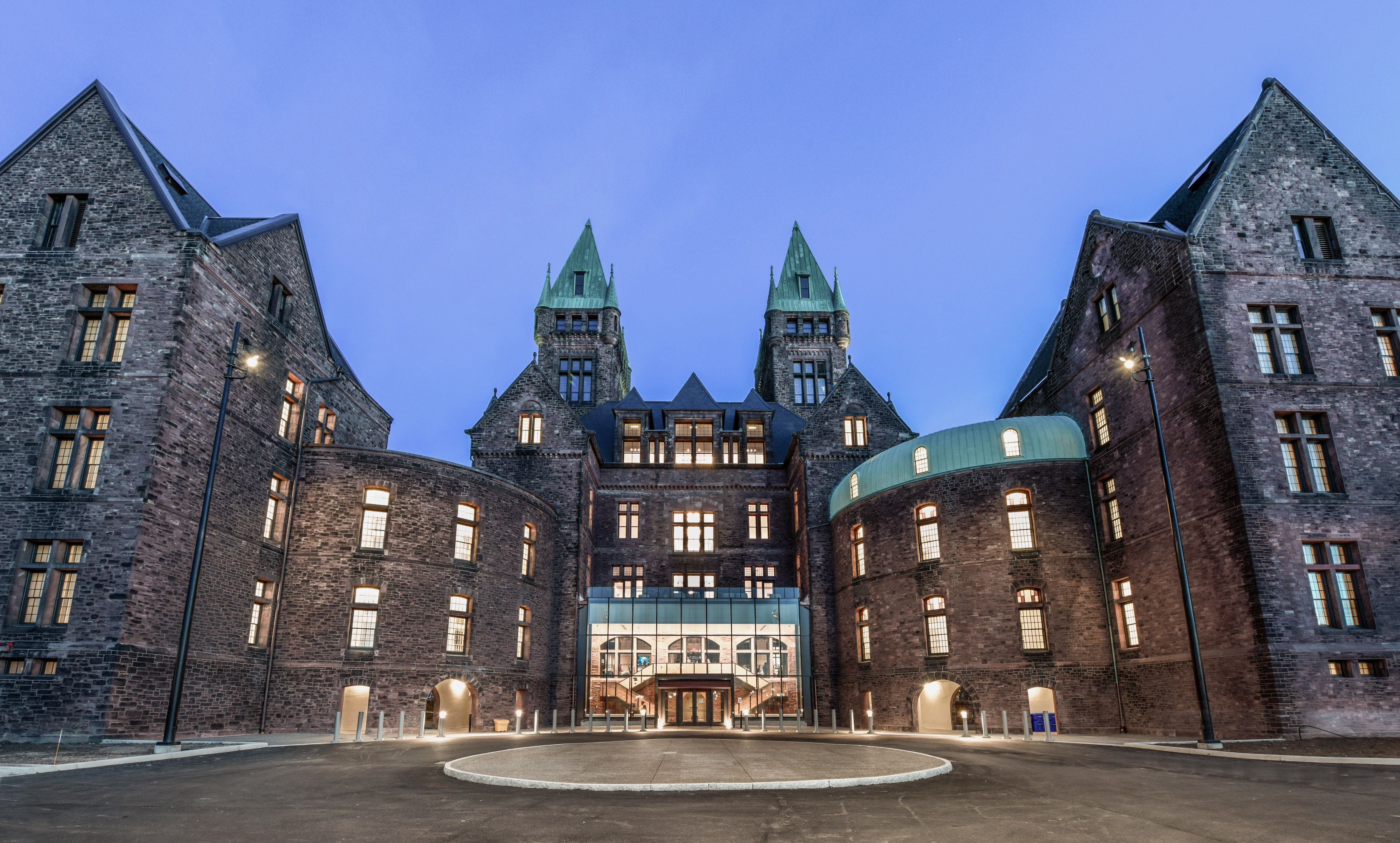 Buffalo S Newest Hotel Has Opened In Abandoned Asylum Lonely Planet