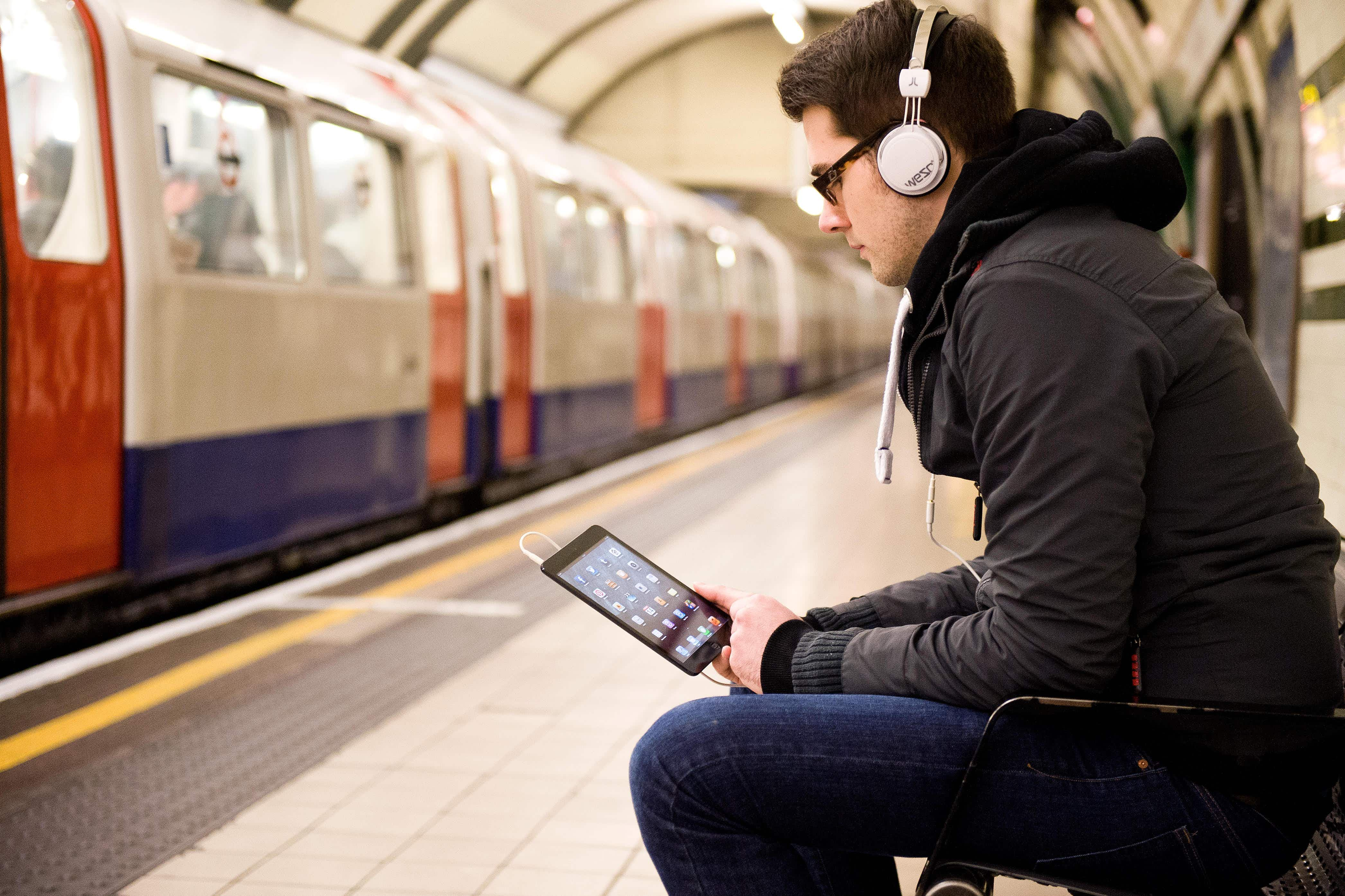 London Underground is getting 4G mobile coverage as the city embraces its digital future