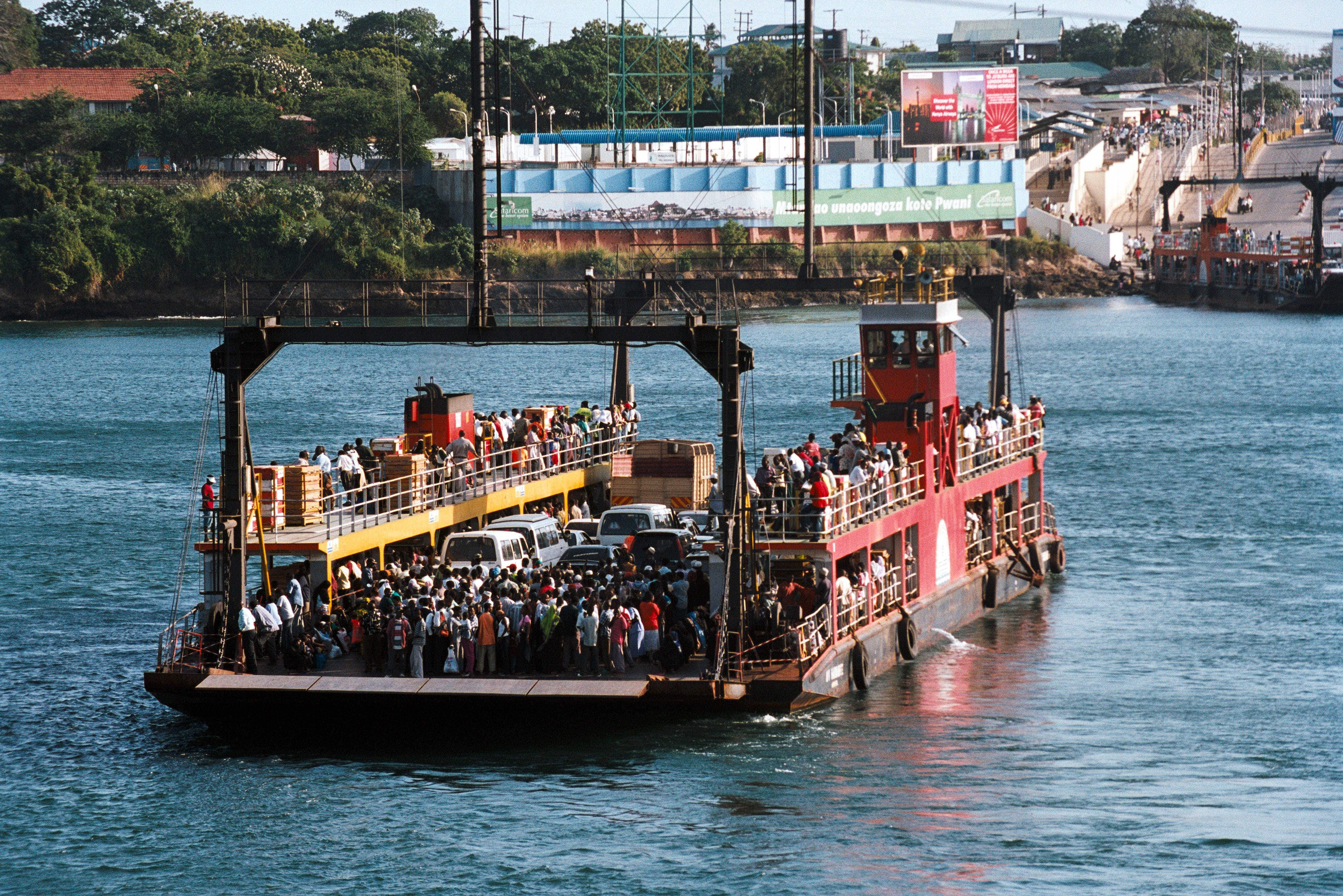 Kenya to build scenic cable car over the Likoni channel in Mombasa